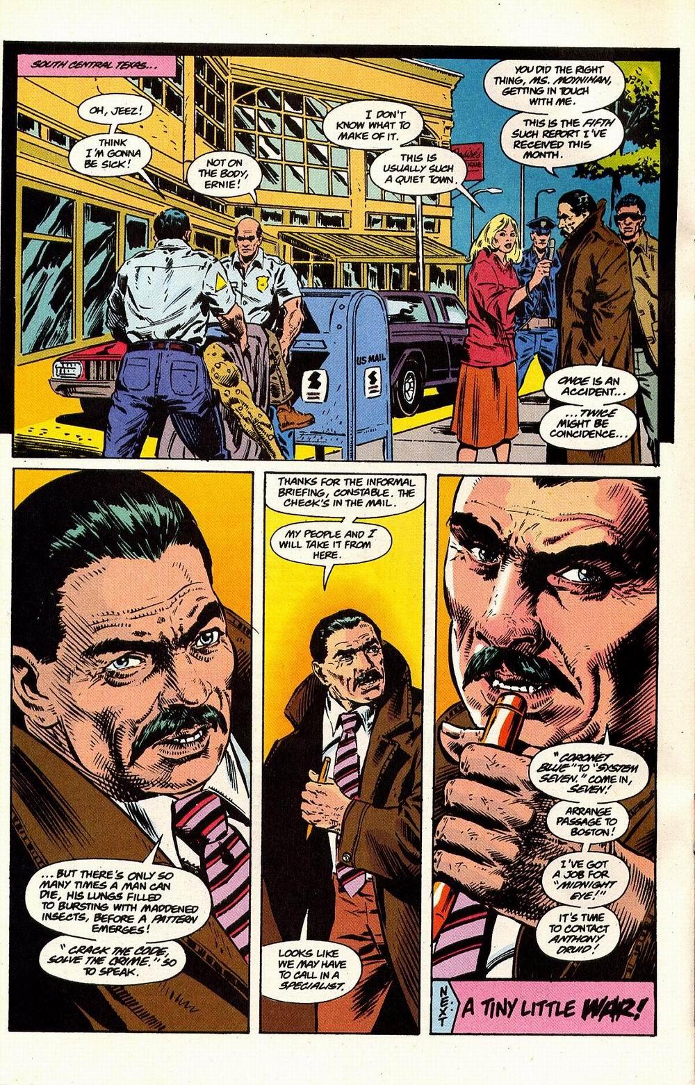 Read online Secret Defenders comic -  Issue #17 - 23