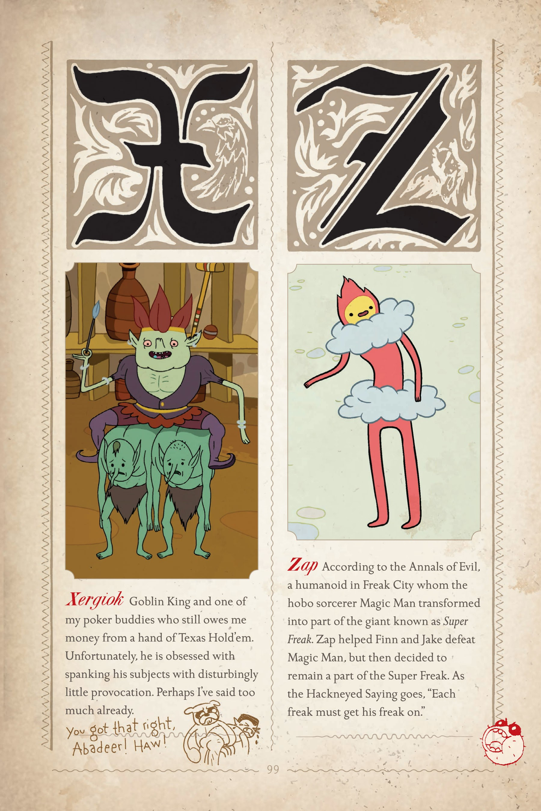 The Adventure Time Encyclopaedia TPB_(Part_2) Page 1