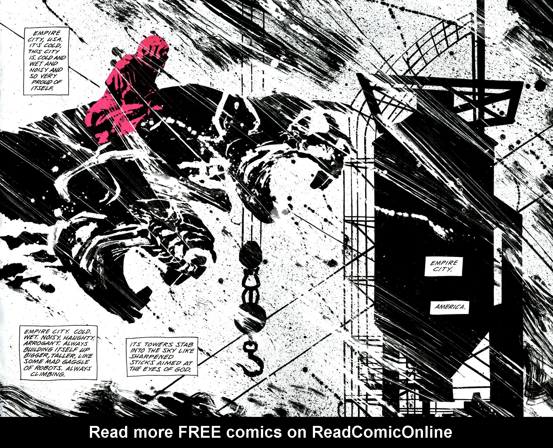 Read online Frank Miller's Holy Terror comic -  Issue # TPB - 40