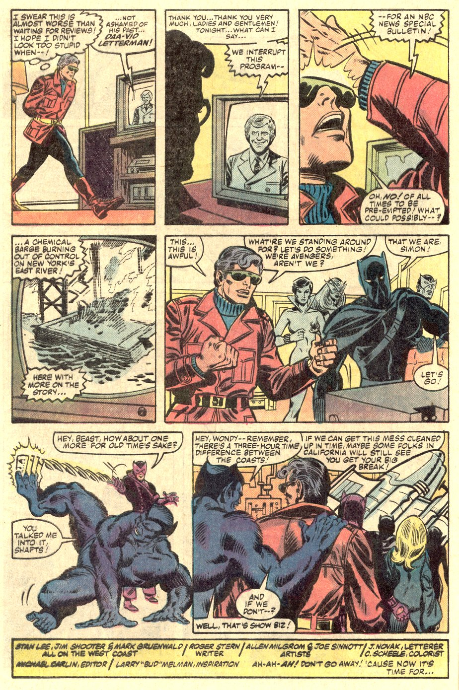 The Avengers (1963) 239 Page 22
