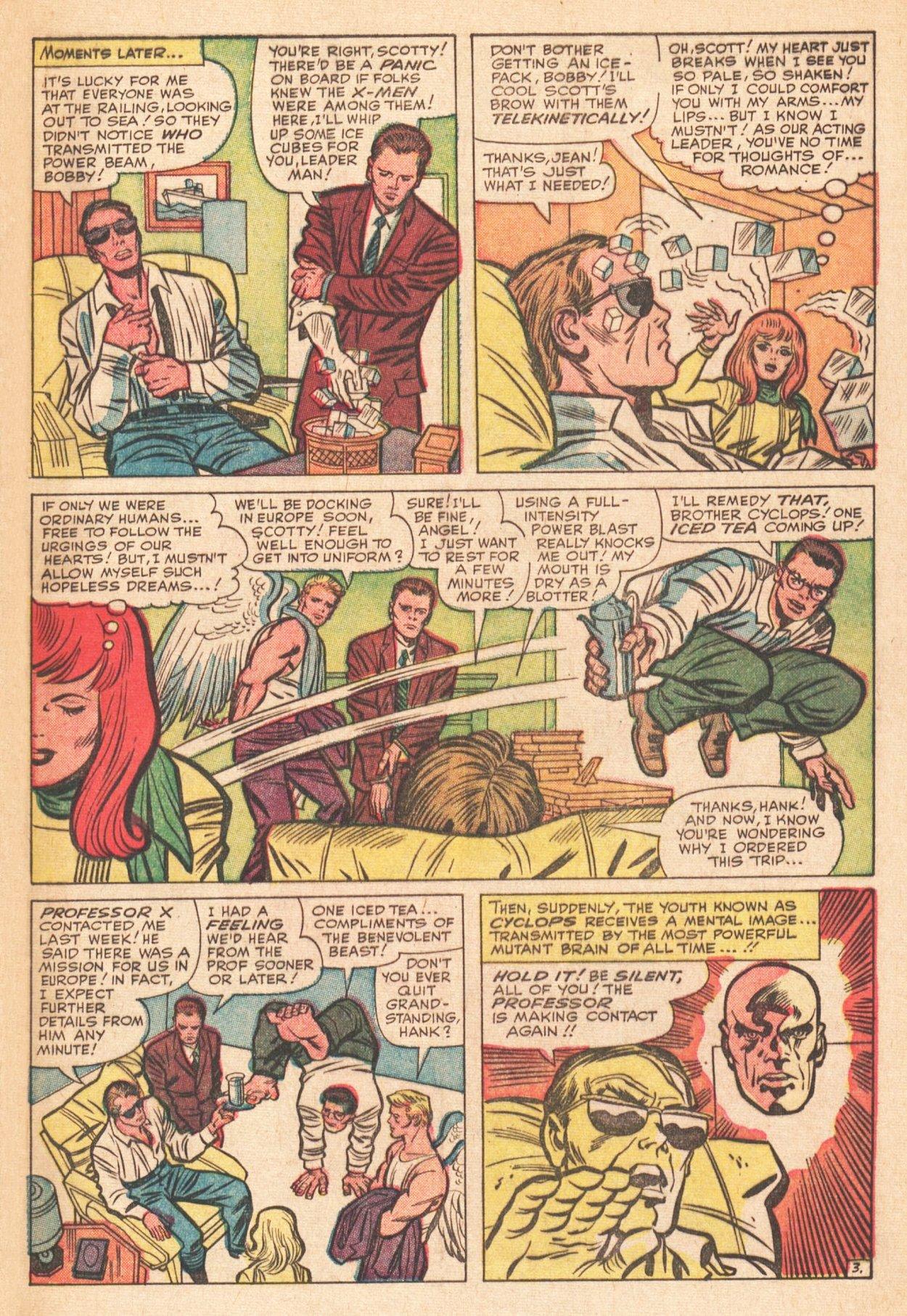 Read online Uncanny X-Men (1963) comic -  Issue # _Annual 1 - 5