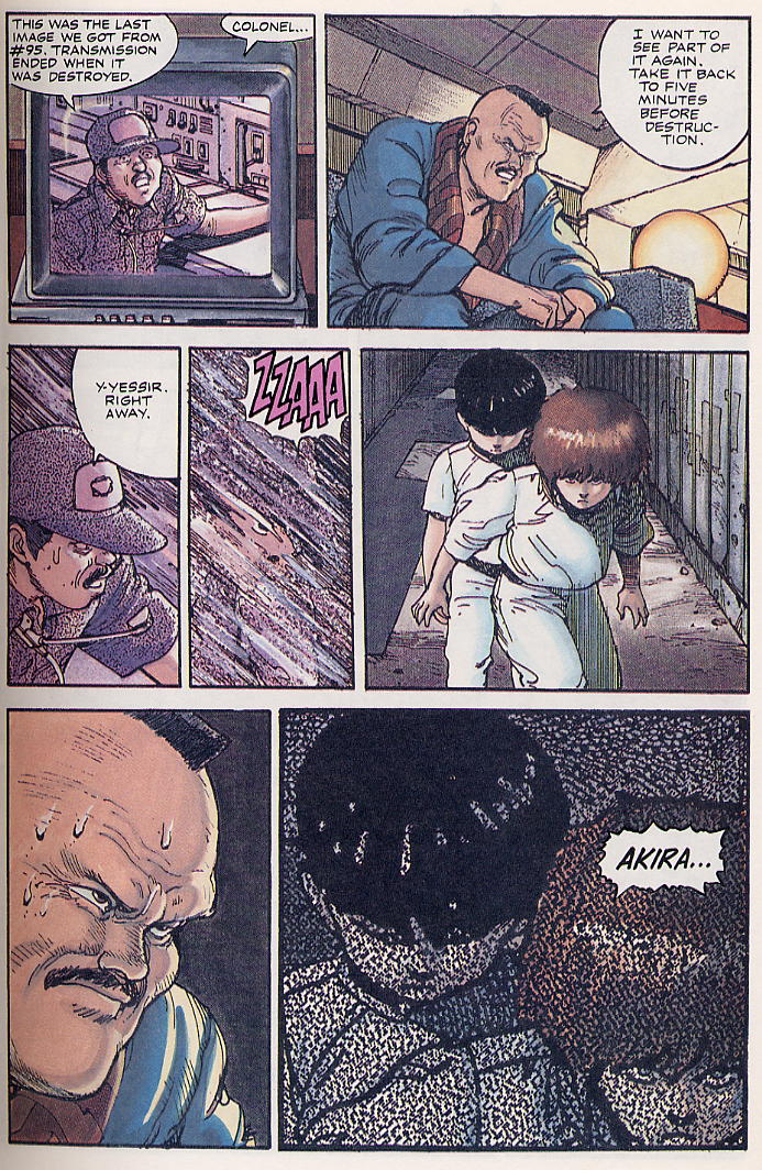 Read online Akira comic -  Issue #13 - 24