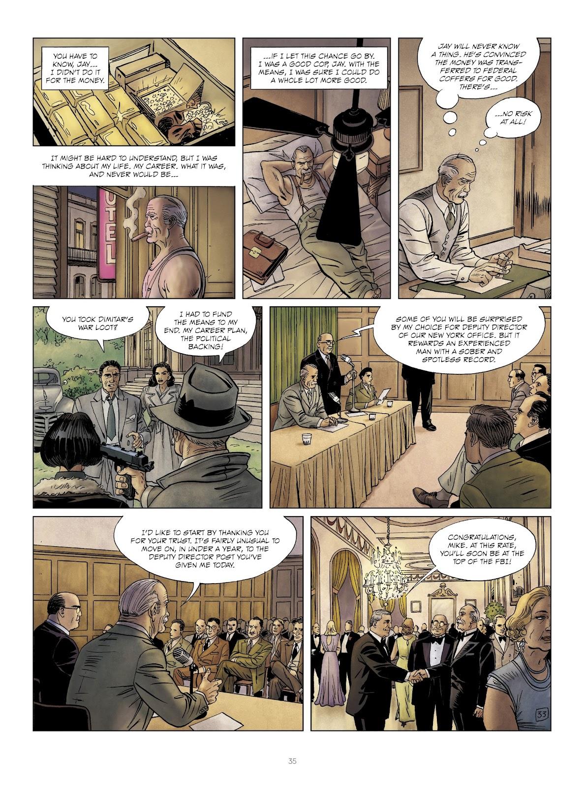 Read online Sherman comic -  Issue #6 - 35