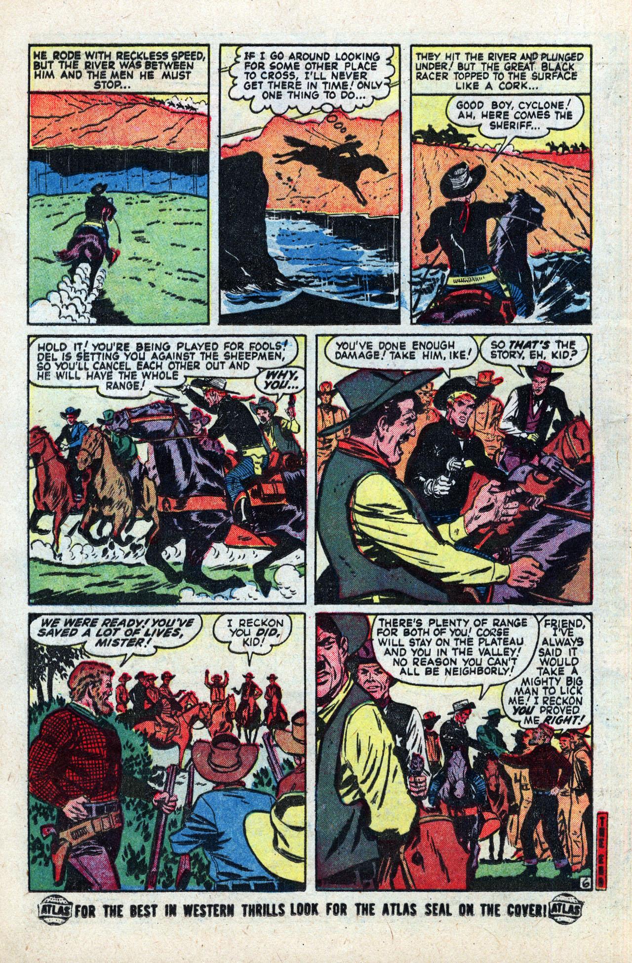 Read online Two-Gun Kid comic -  Issue #27 - 16