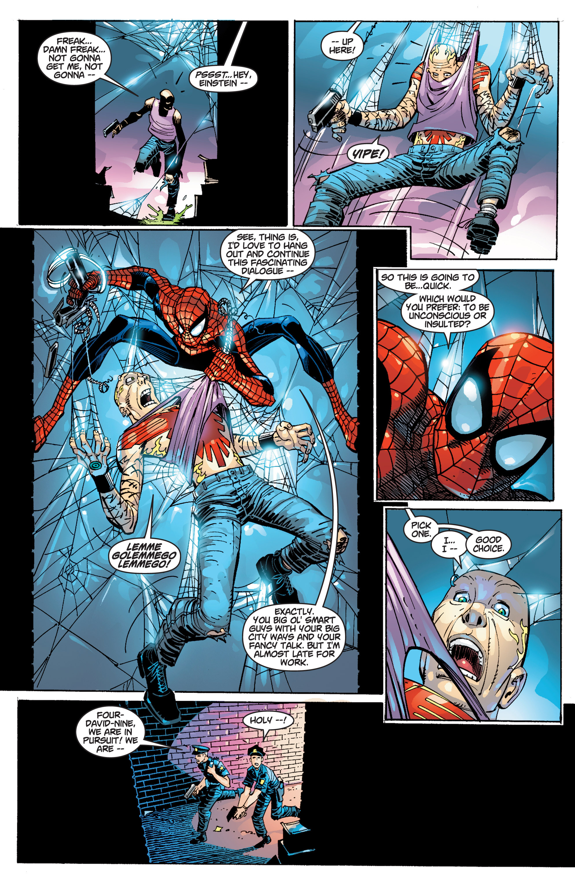 The Amazing Spider-Man (1999) 32 Page 3