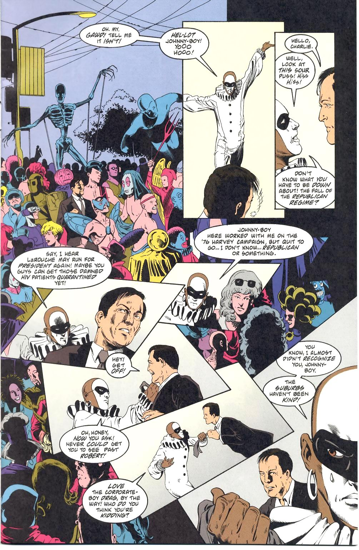 Read online Flinch comic -  Issue #7 - 4