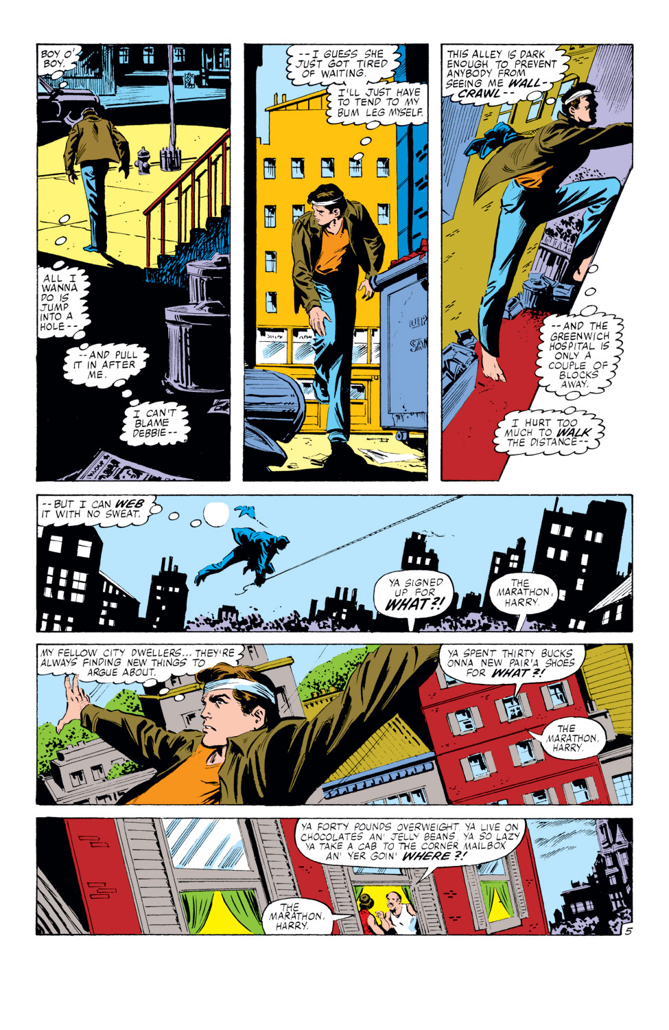 The Amazing Spider-Man (1963) 216 Page 5