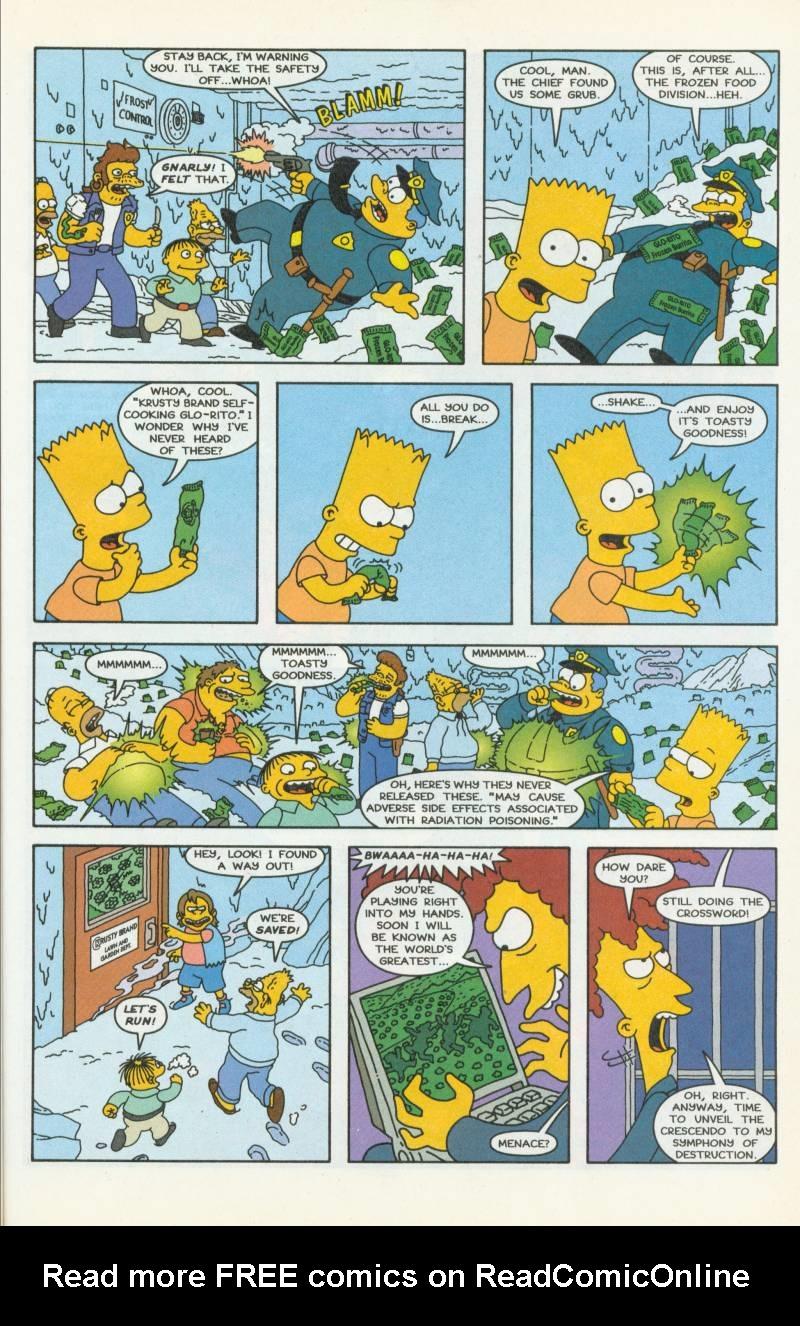 Read online Simpsons Comics comic -  Issue #41 - 16