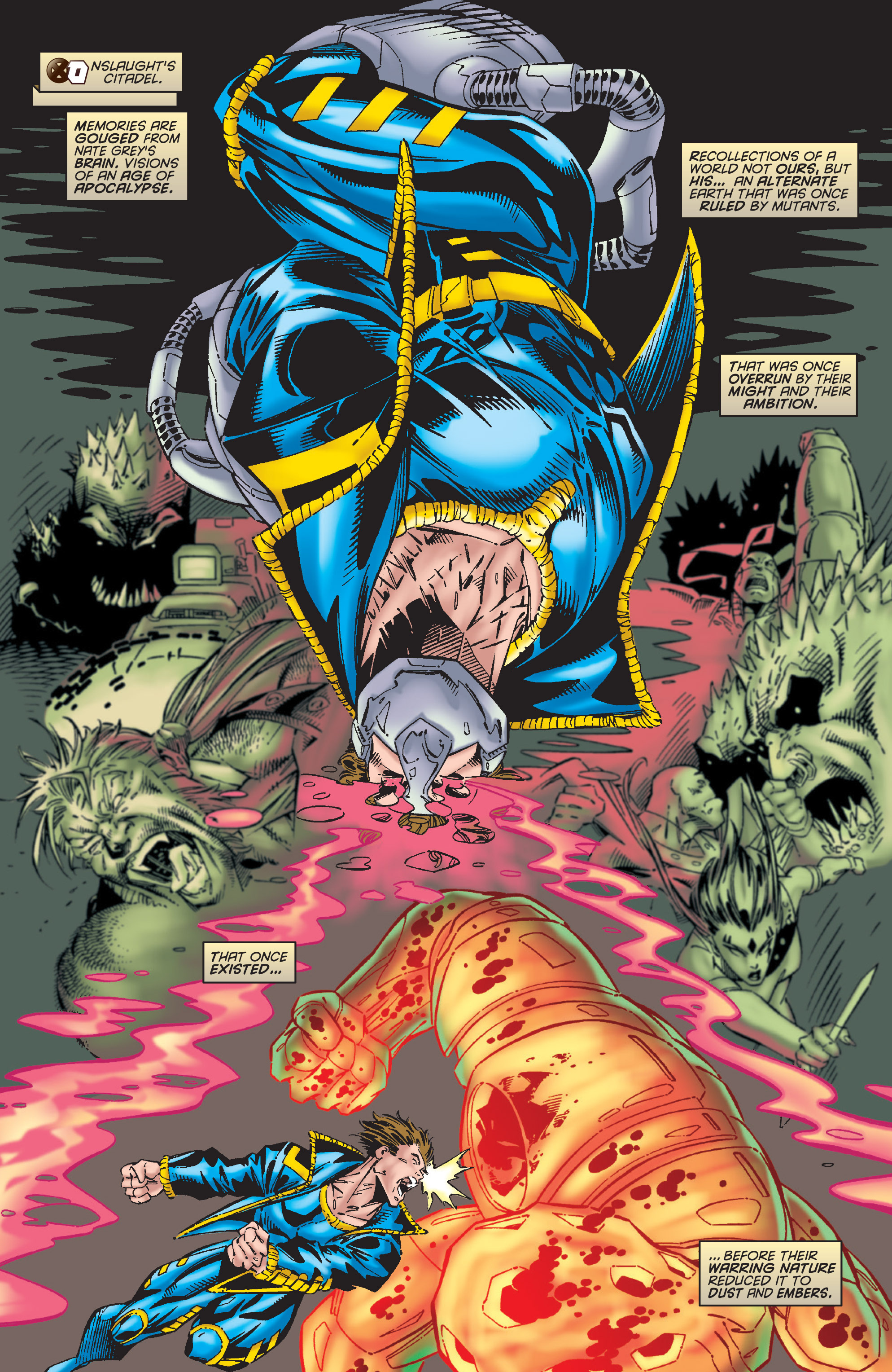 X-Men (1991) 56 Page 16