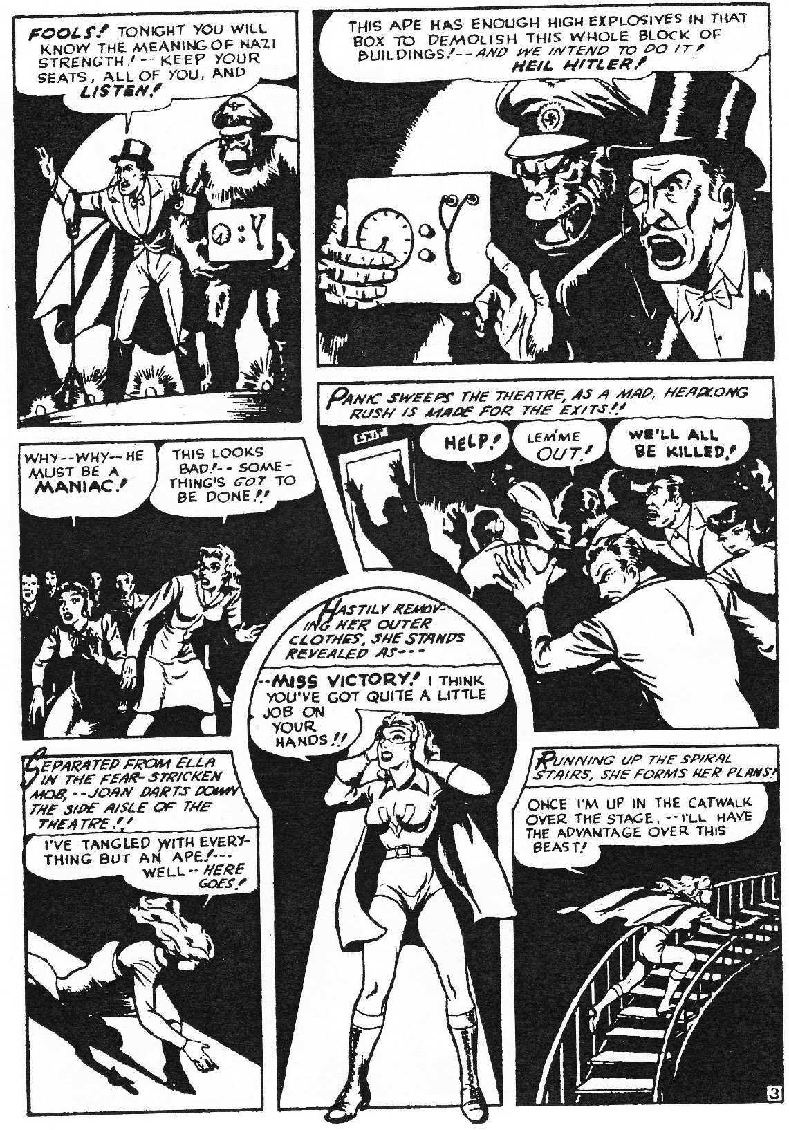 Read online Men of Mystery Comics comic -  Issue #82 - 22