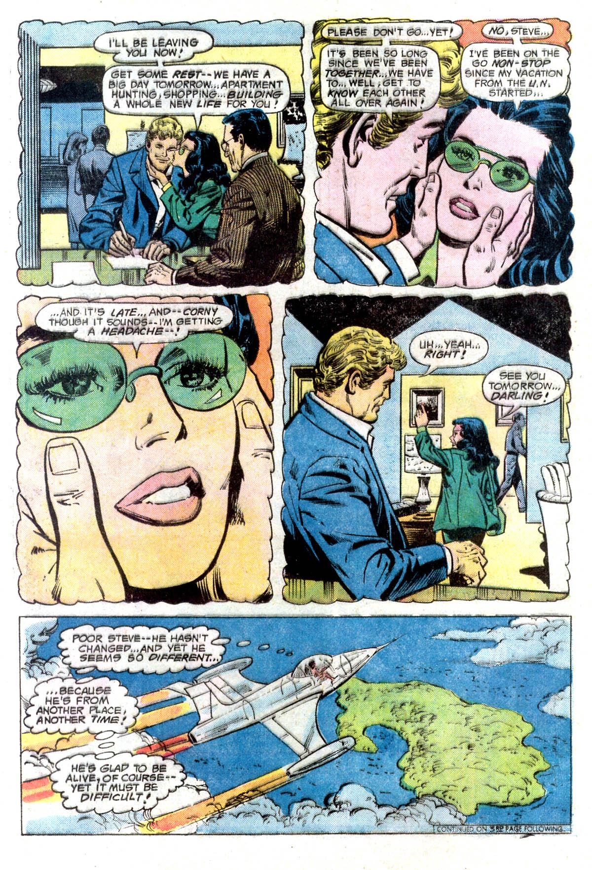 Read online Wonder Woman (1942) comic -  Issue #224 - 10