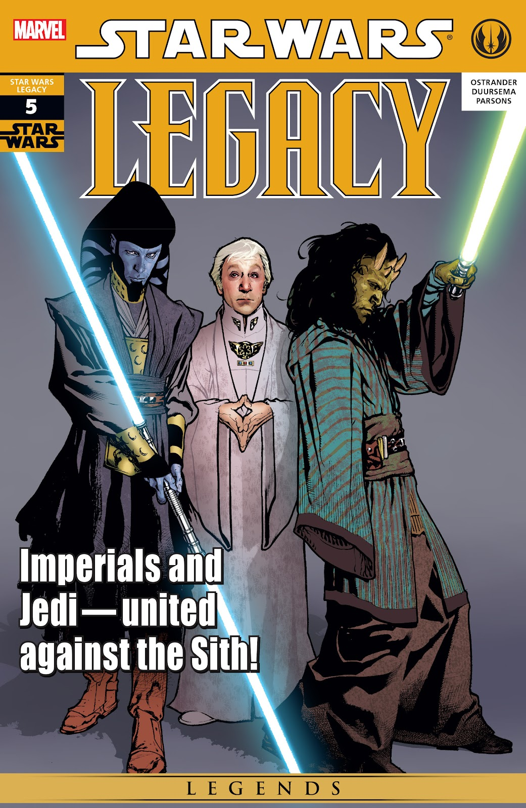 Read online Star Wars Legends: Legacy - Epic Collection comic -  Issue # TPB 1 (Part 1) - 77