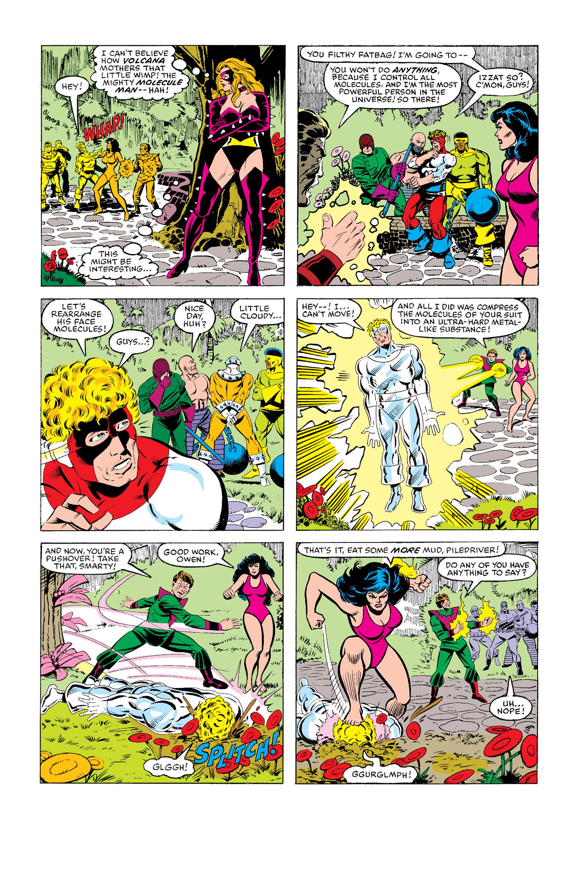 Read online Secret Wars (1985) comic -  Issue #5 - 10