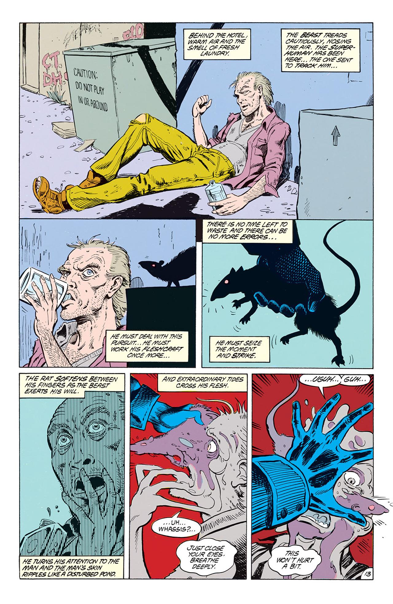 Read online Animal Man (1988) comic -  Issue #2 - 15
