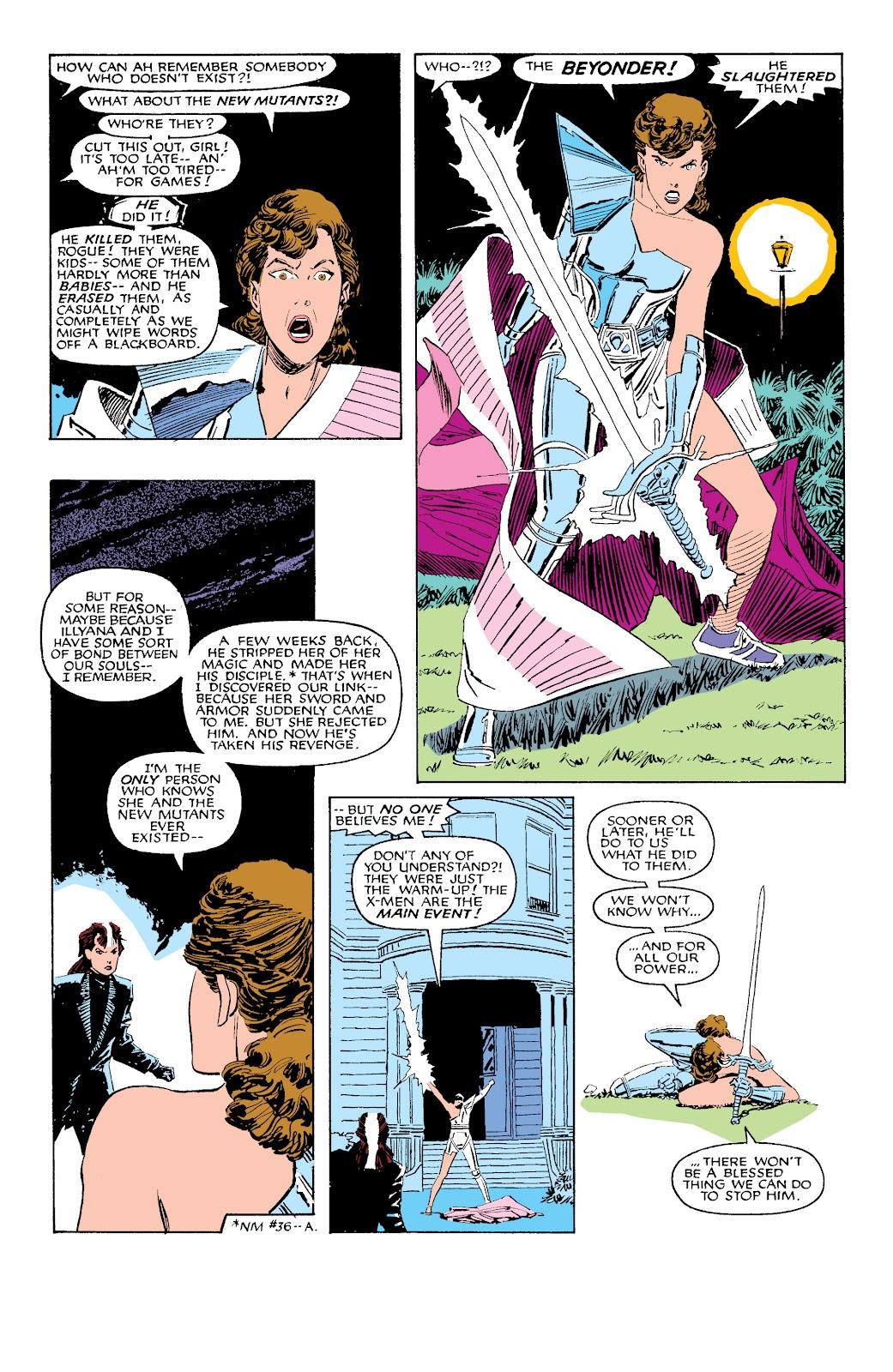 Uncanny X-Men (1963) issue 203 - Page 7