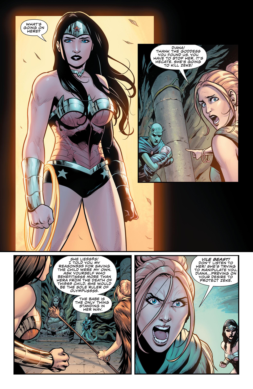 Read online Wonder Woman (2011) comic -  Issue #52 - 9