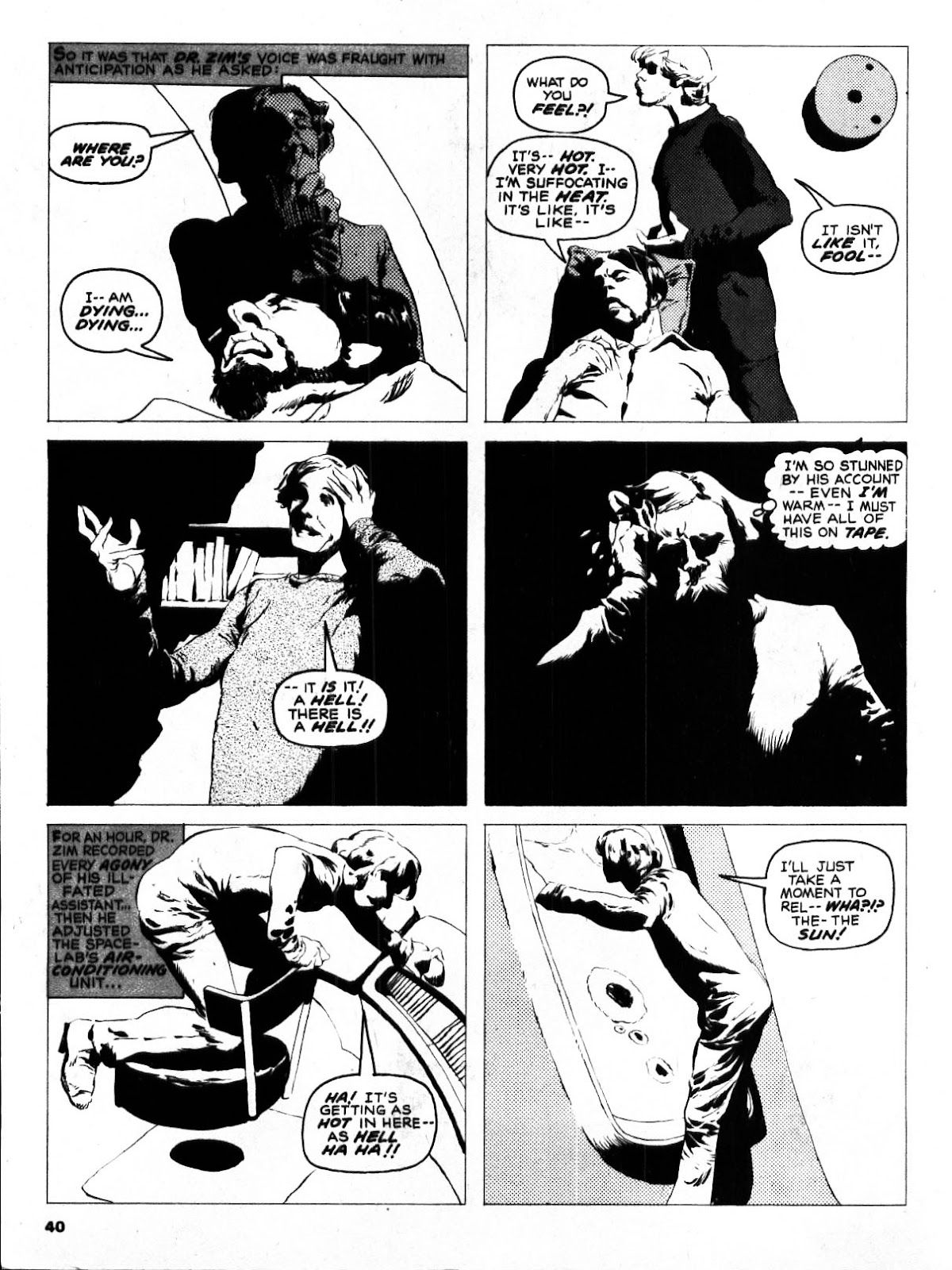 Nightmare (1970) issue 21 - Page 39