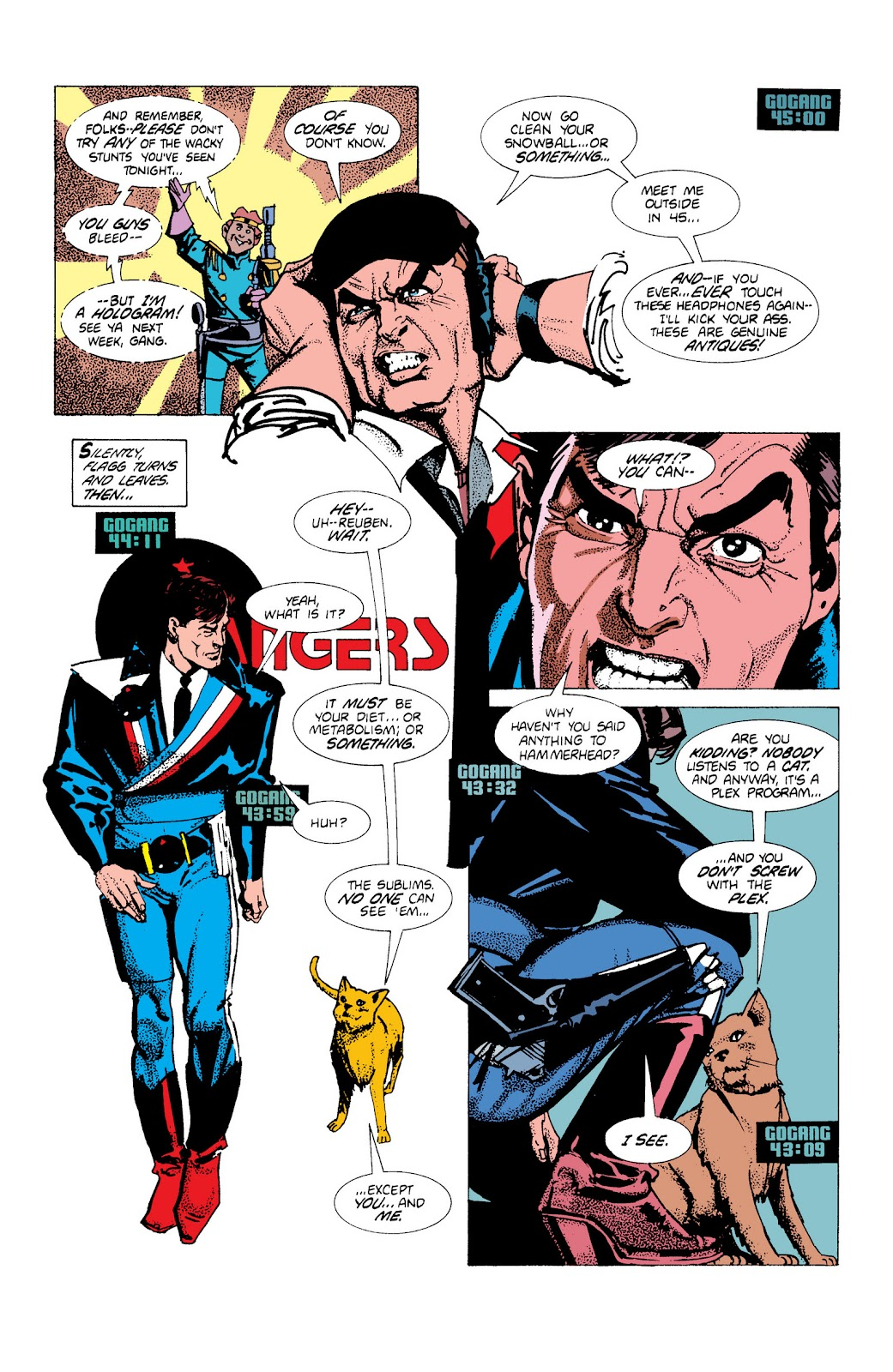 American Flagg! issue Definitive Collection (Part 1) - Page 42