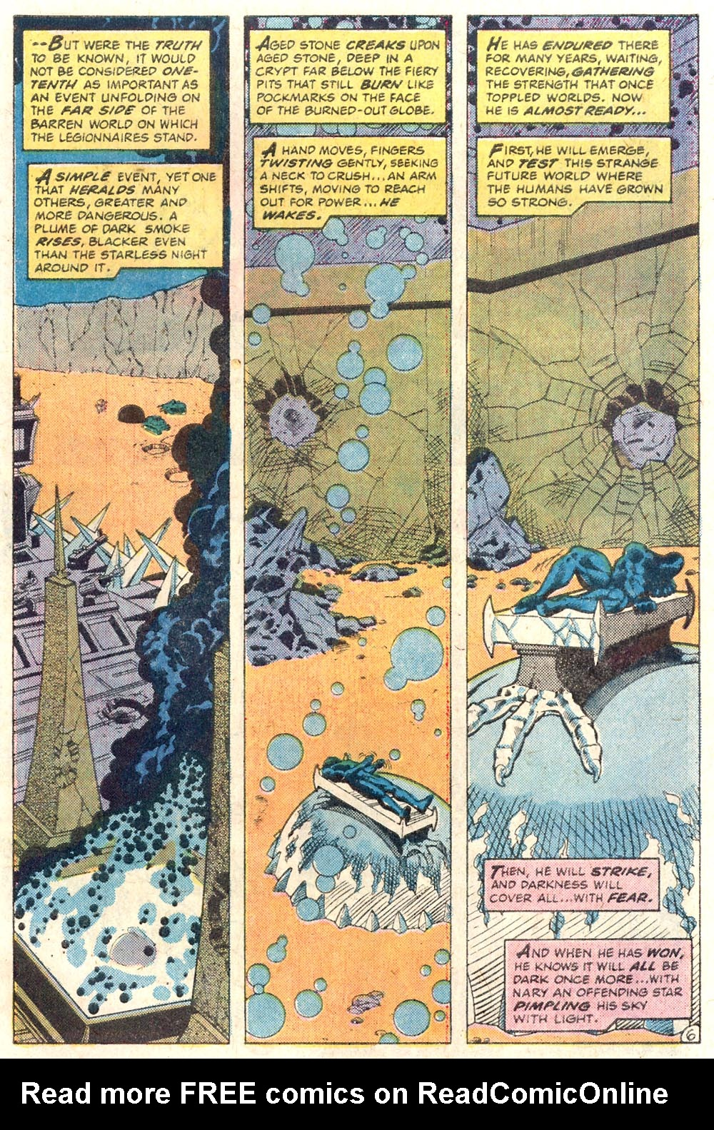 Legion of Super-Heroes (1980) 287 Page 24