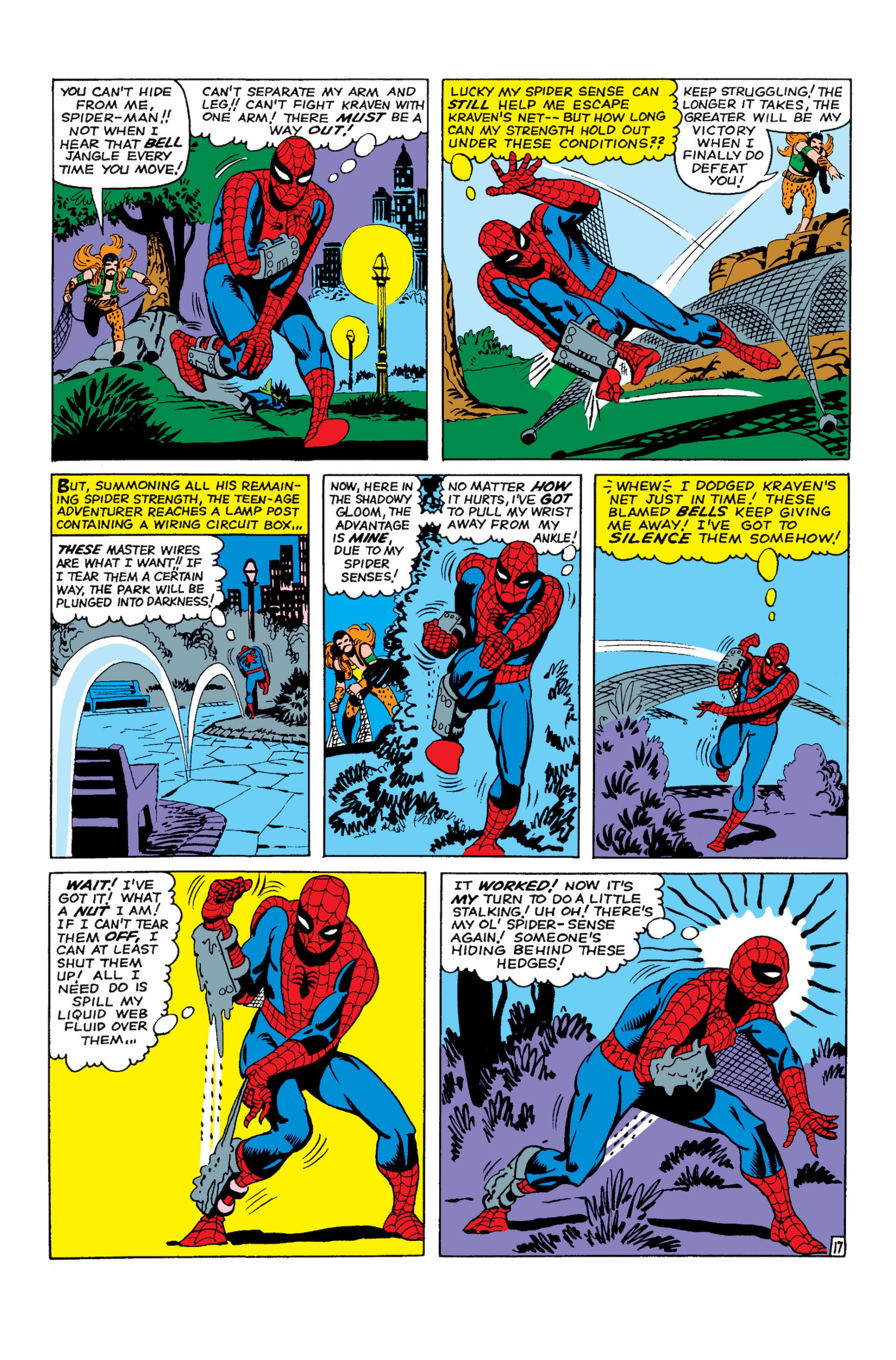 The Amazing Spider-Man (1963) 15 Page 17