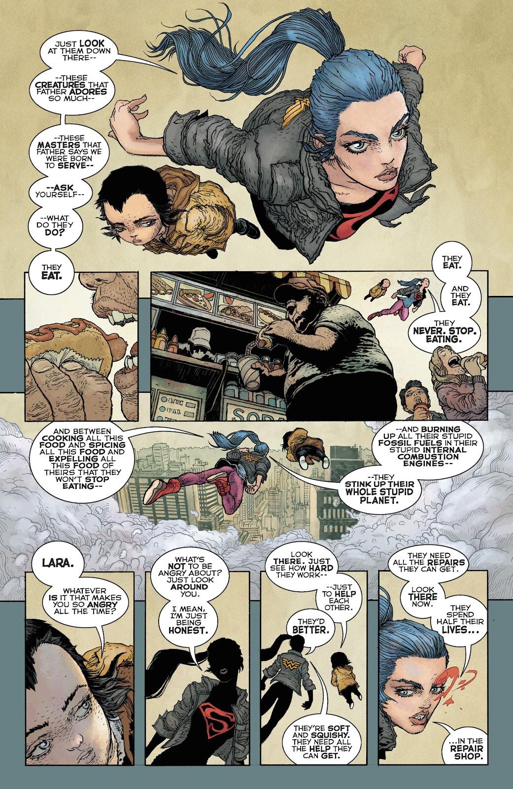 Dark Knight Returns: The Golden Child issue Full - Page 7