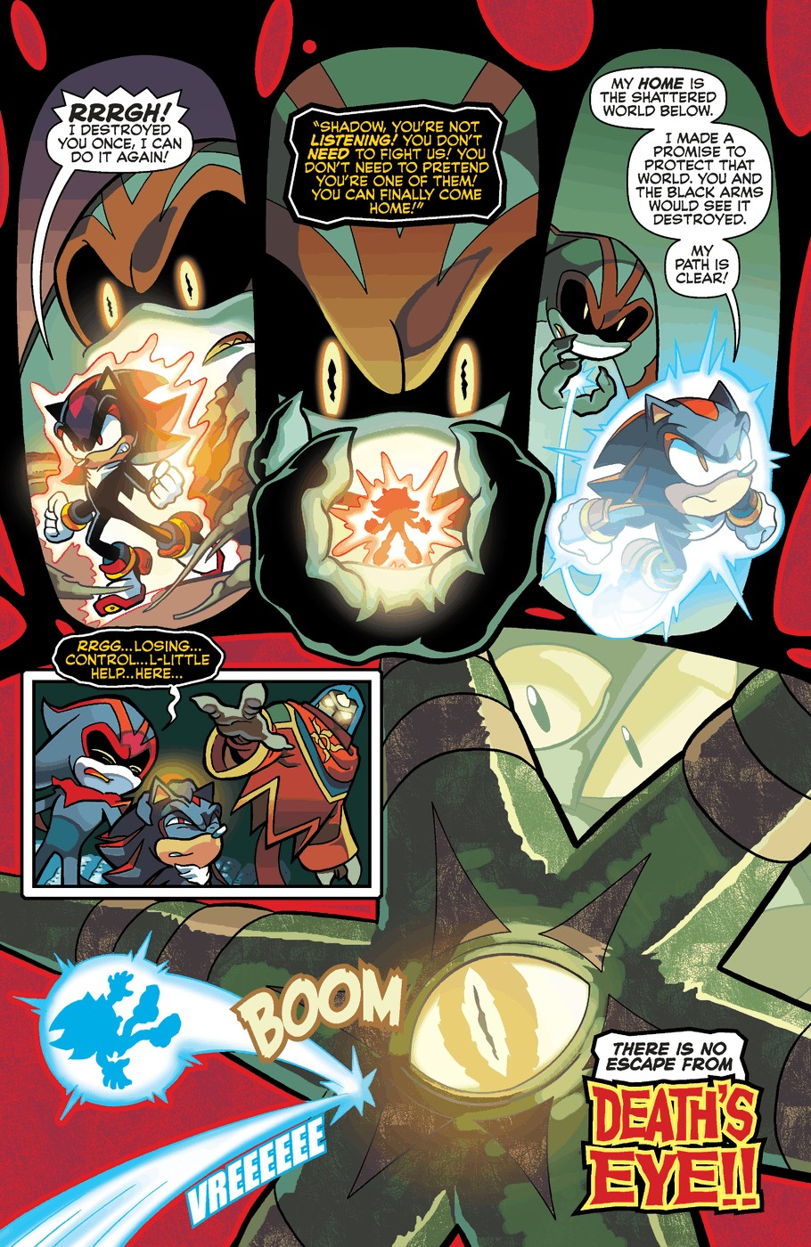 Read online Sonic Universe comic -  Issue #60 - 13