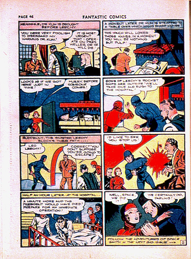 Fantastic Comics issue 13 - Page 49
