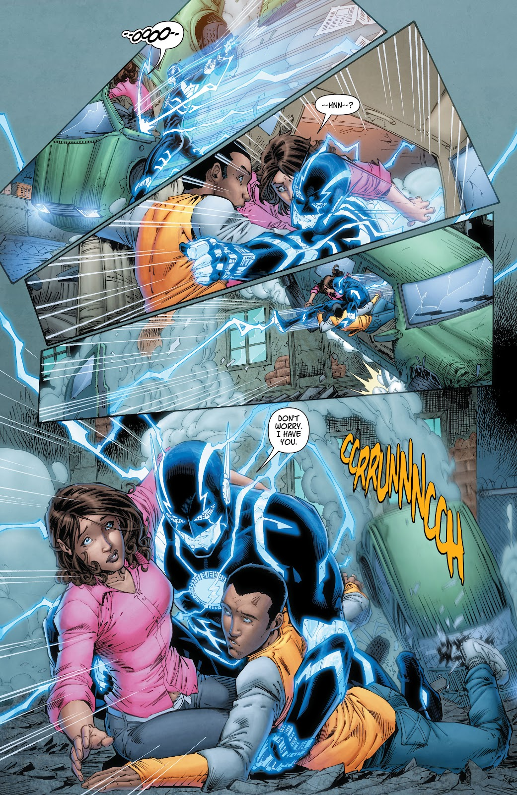 Read online The Flash (2011) comic -  Issue # _TPB 6 (Part 2) - 45
