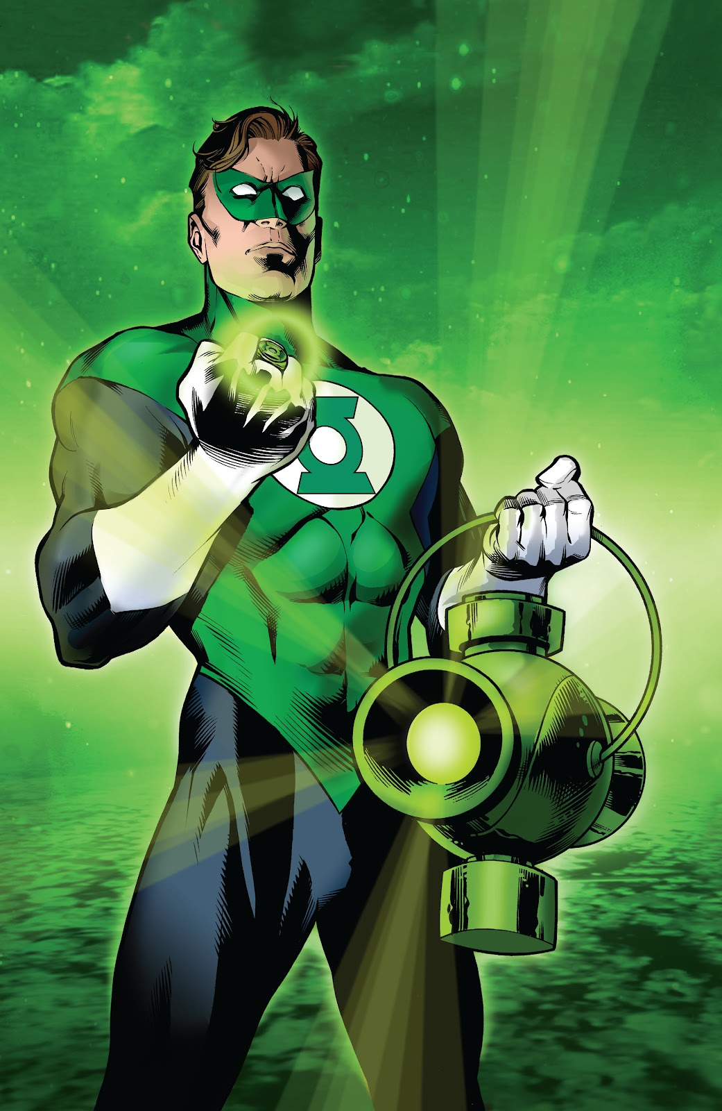 Read online Green Lantern by Geoff Johns comic -  Issue # TPB 1 (Part 2) - 54