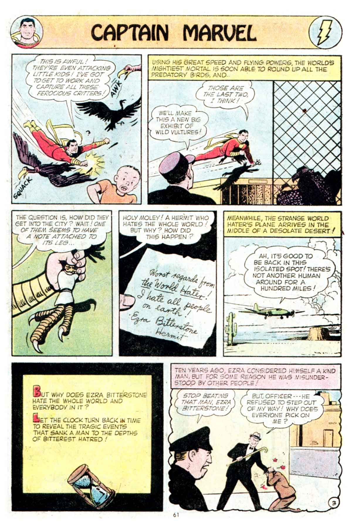Read online Shazam! (1973) comic -  Issue #16 - 61