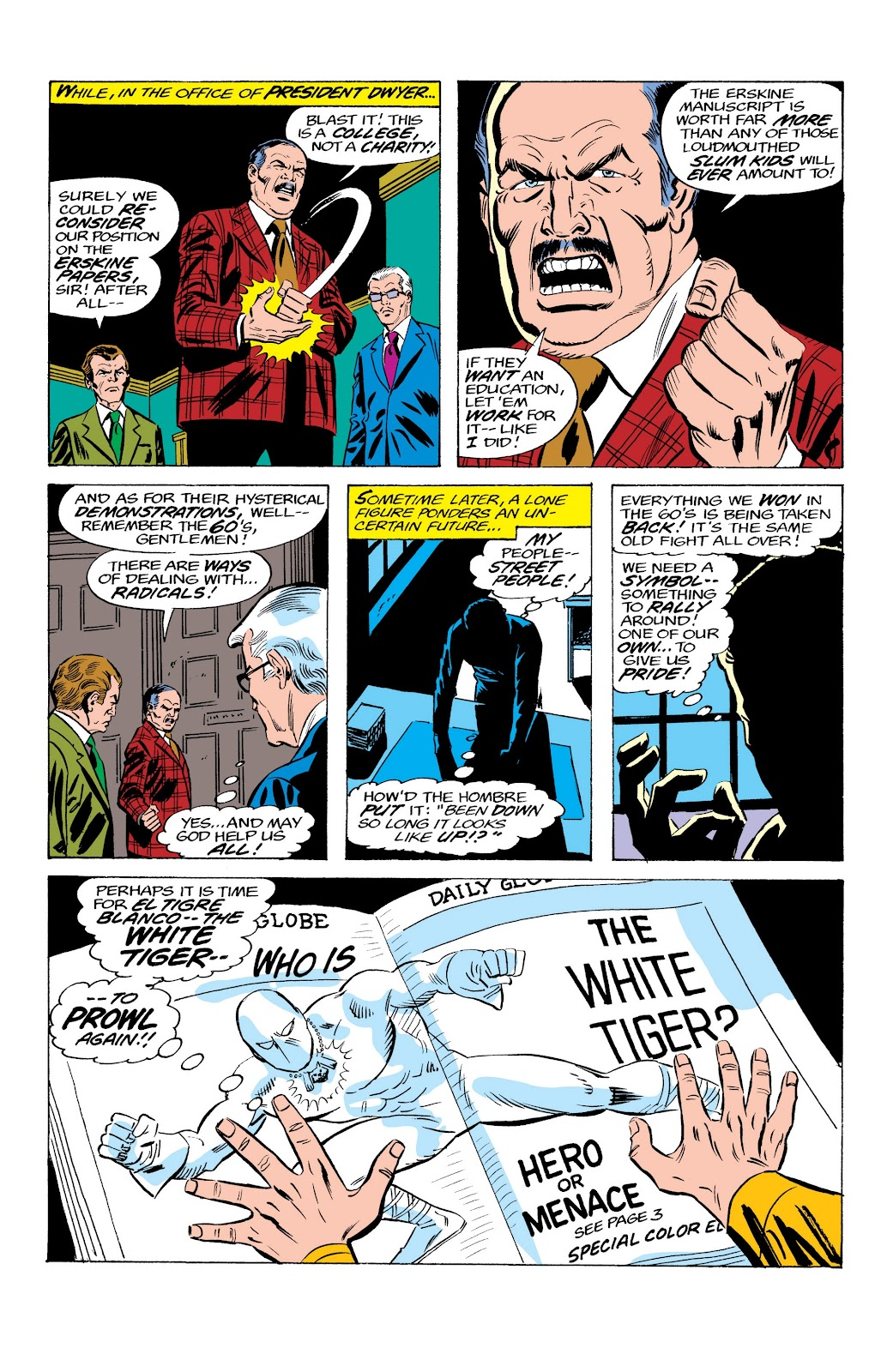 Read online Marvel Masterworks: The Spectacular Spider-Man comic -  Issue # TPB (Part 2) - 42