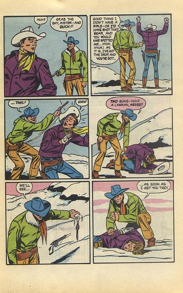 Read online Roy Rogers comic -  Issue #1 - 11