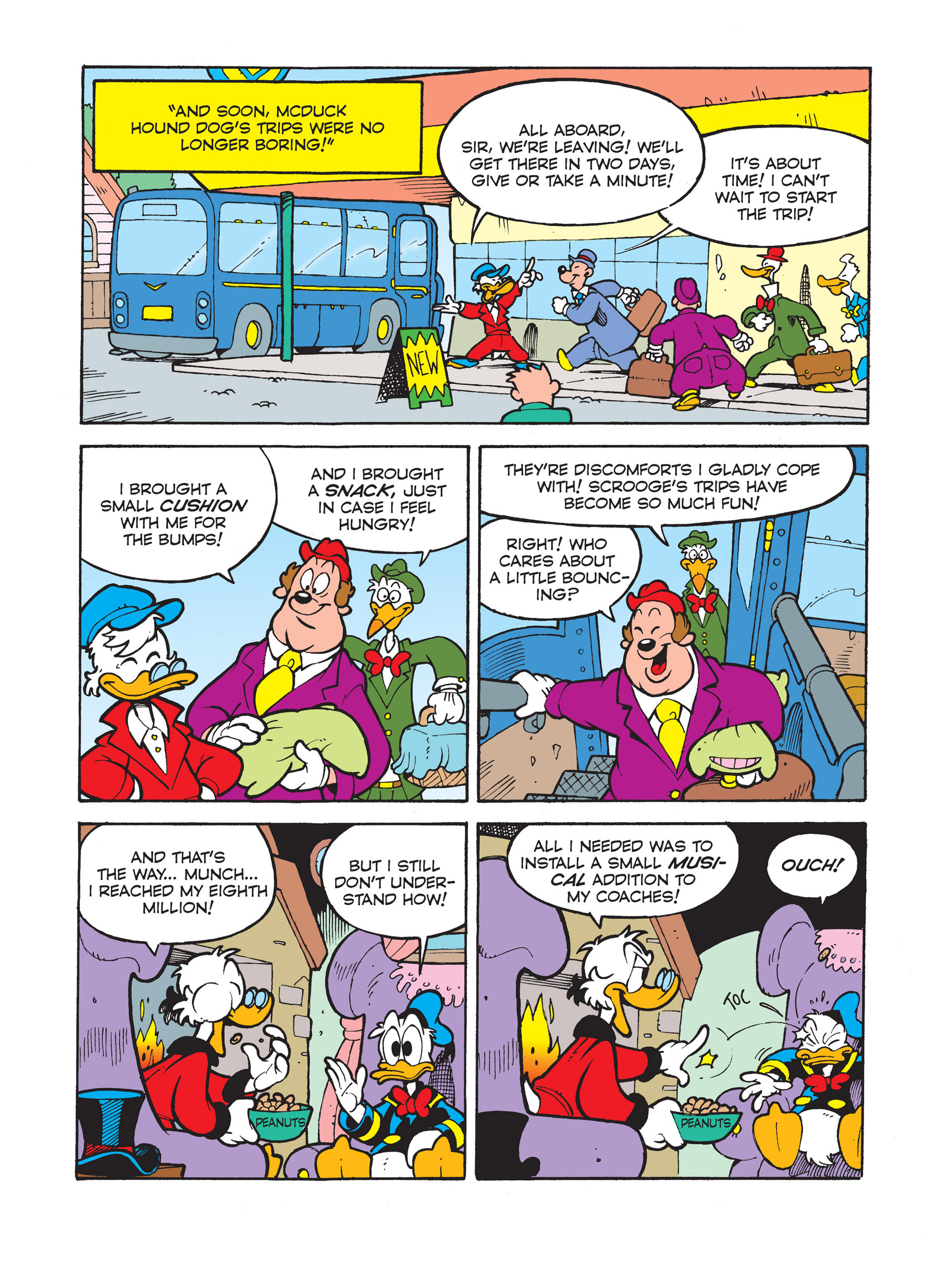Read online All of Scrooge McDuck's Millions comic -  Issue #8 - 26