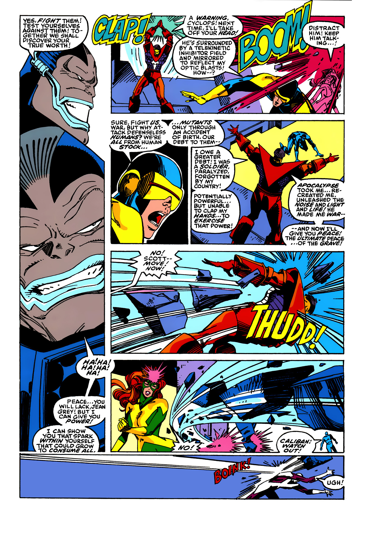 Read online X-Factor (1986) comic -  Issue #24 - 11