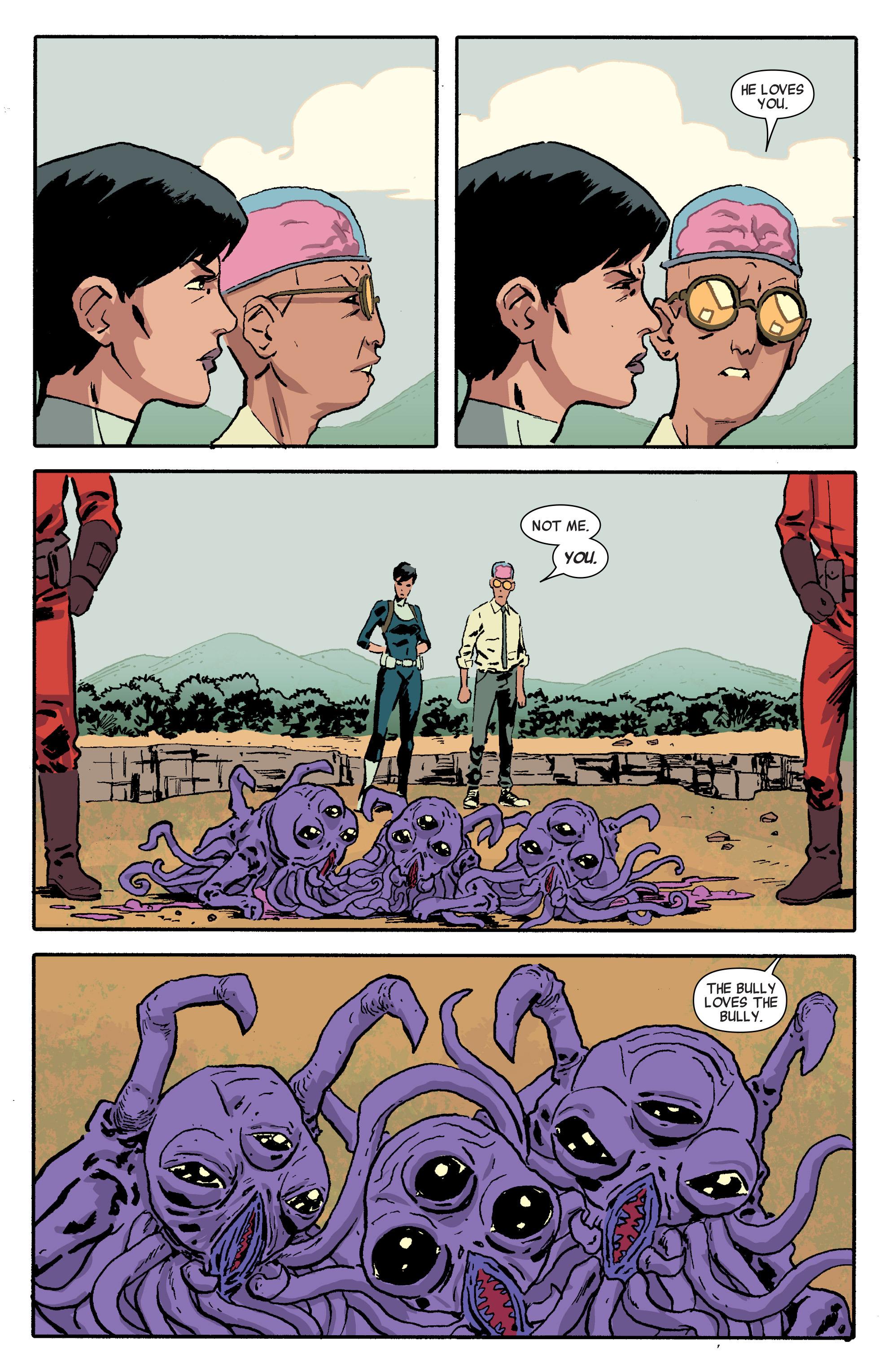 Read online Secret Avengers (2014) comic -  Issue #12 - 18