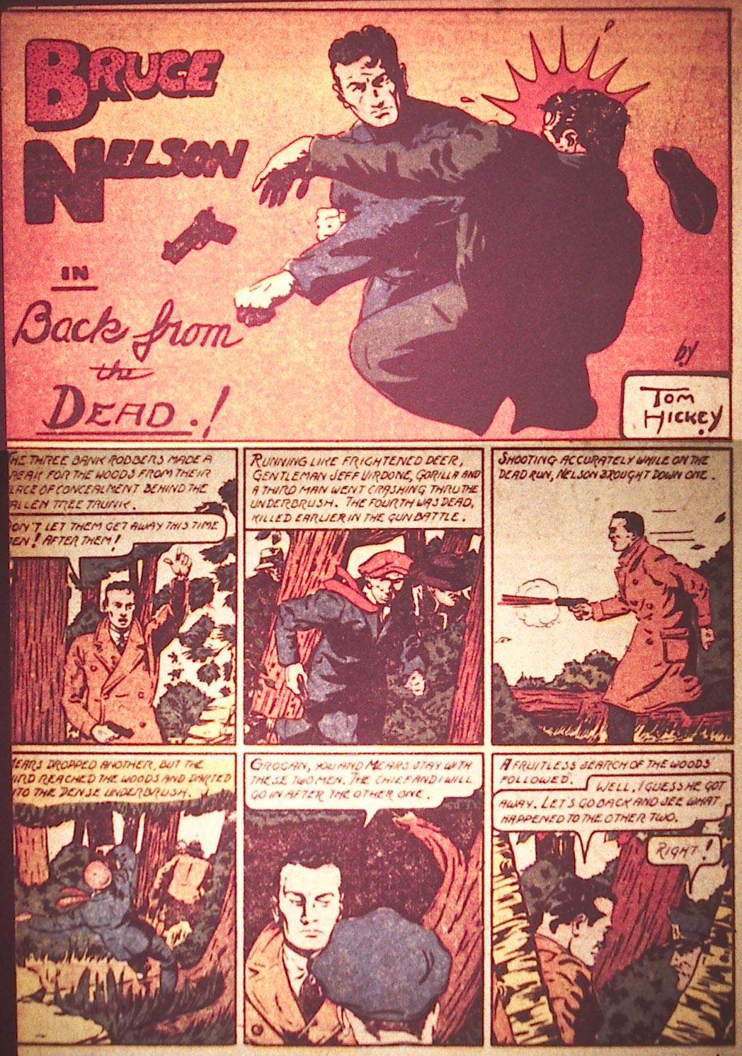 Read online Detective Comics (1937) comic -  Issue #25 - 42