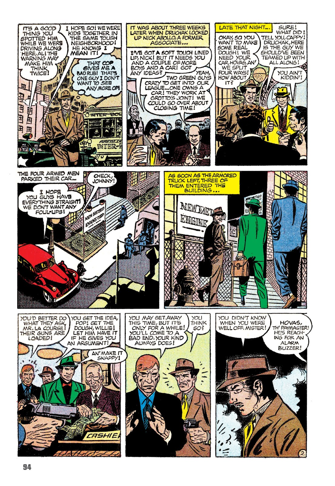 Read online The Joe Kubert Archives comic -  Issue # TPB (Part 2) - 5