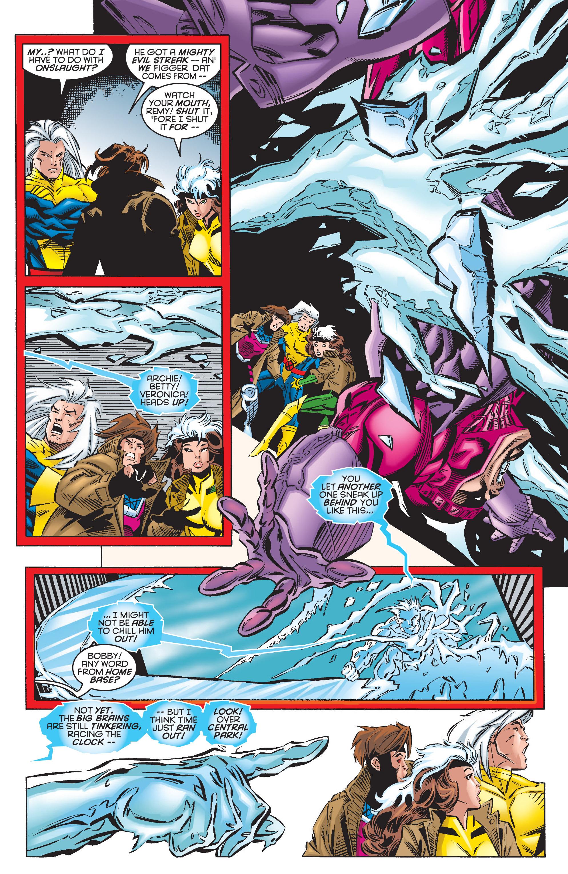 X-Men (1991) 55 Page 13