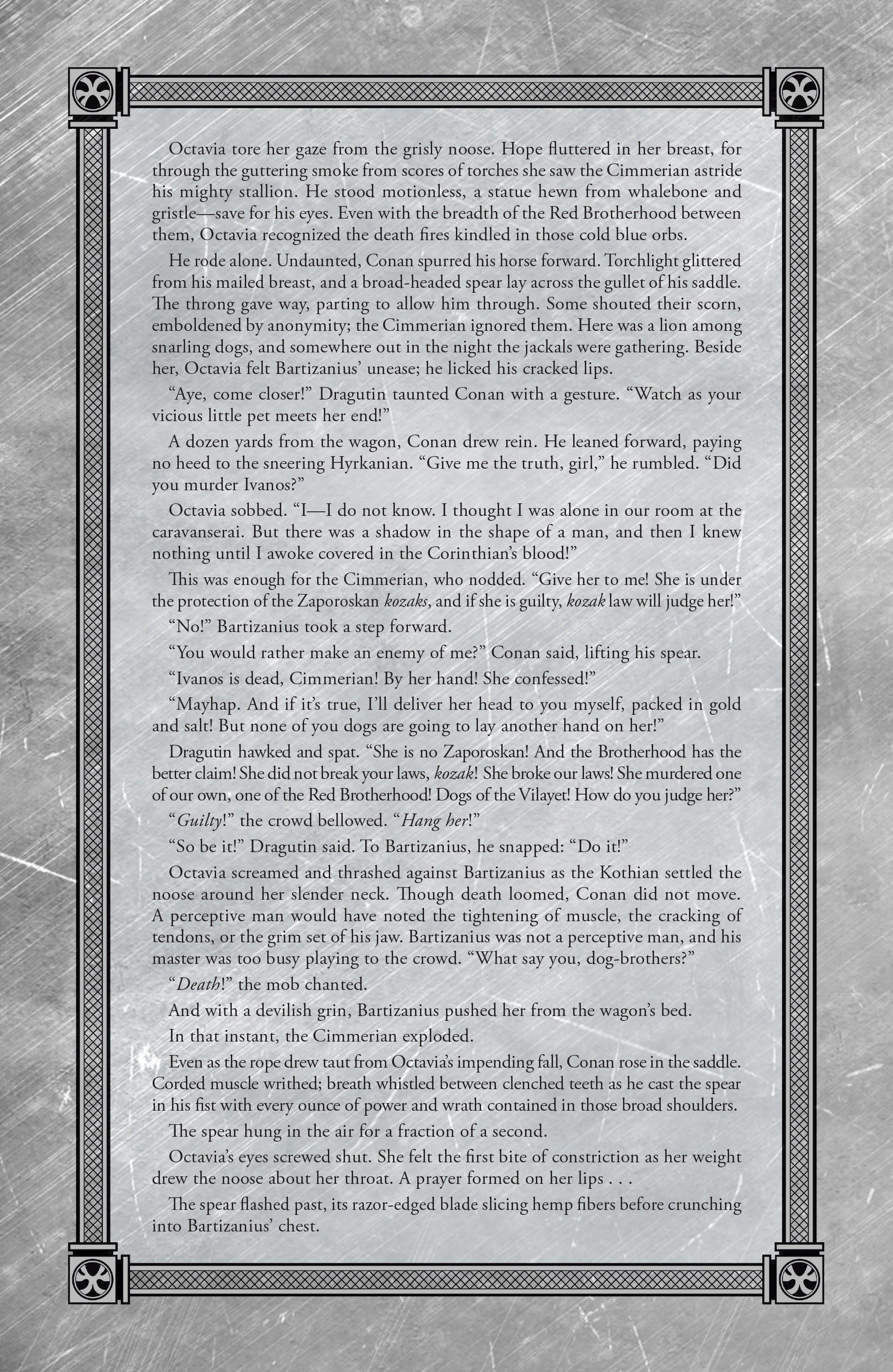 Read online Savage Sword of Conan comic -  Issue #7 - 24