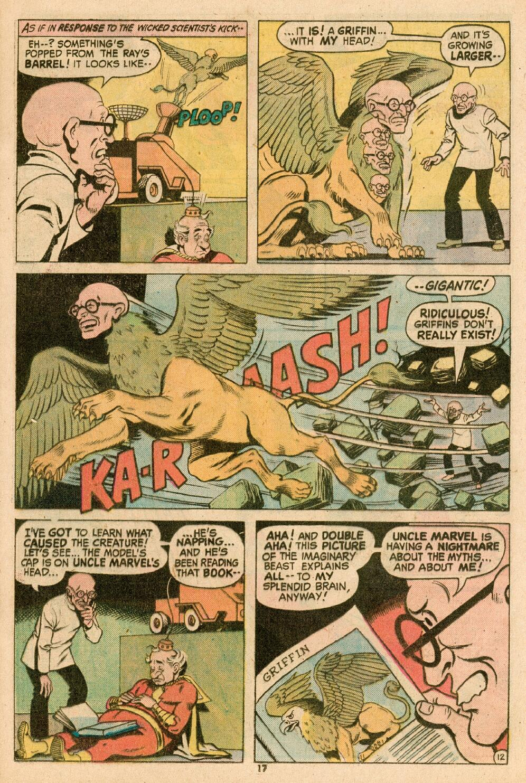 Read online Shazam! (1973) comic -  Issue #14 - 14