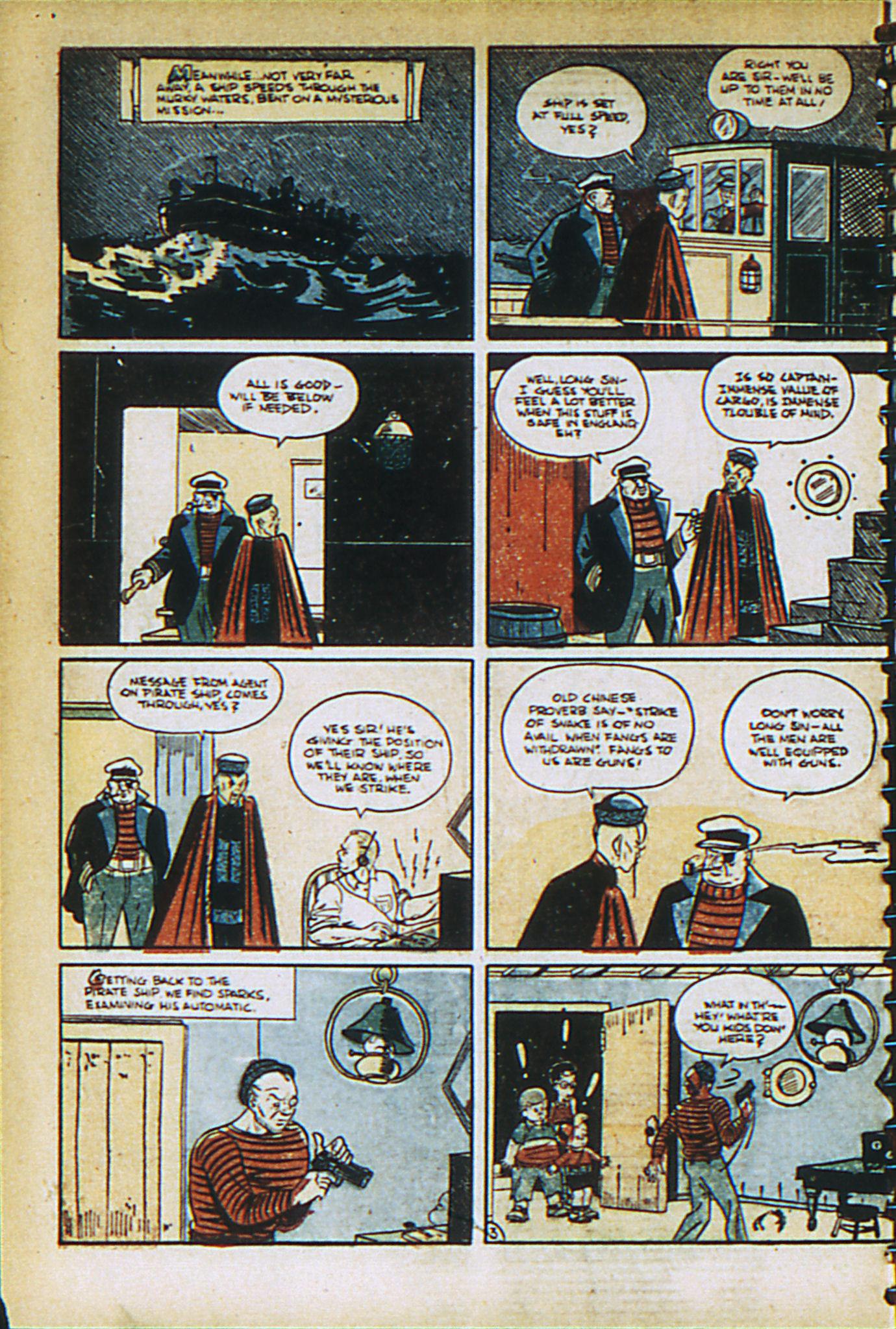 Read online Adventure Comics (1938) comic -  Issue #27 - 18