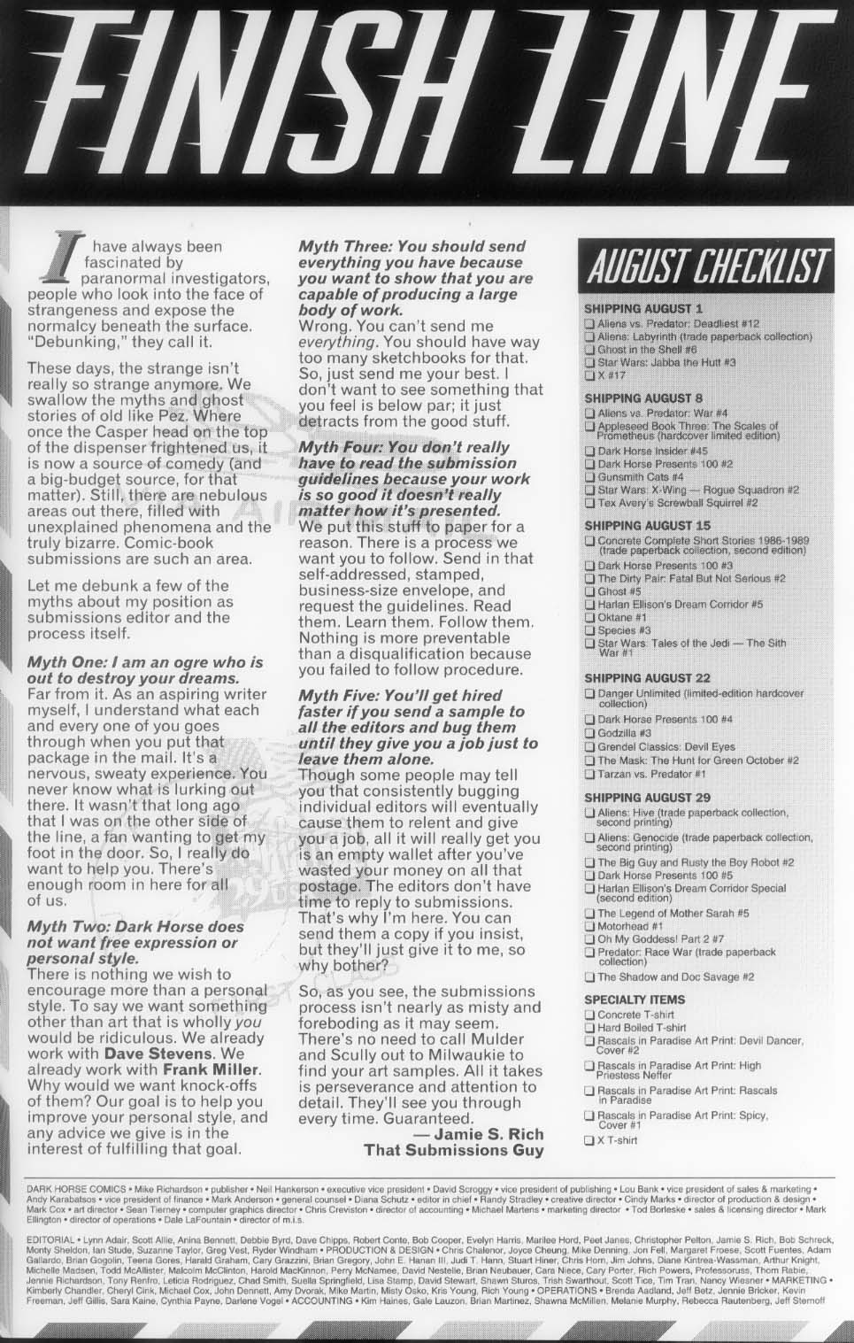 Godzilla (1995) Issue #3 #4 - English 35