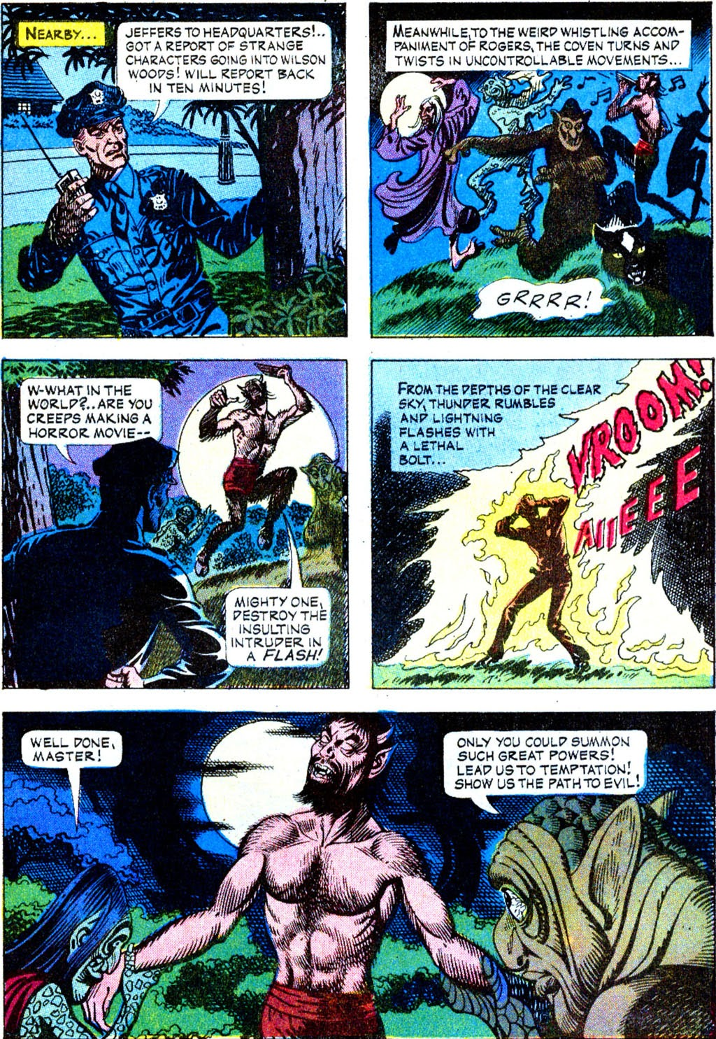Boris Karloff Tales of Mystery issue 38 - Page 31