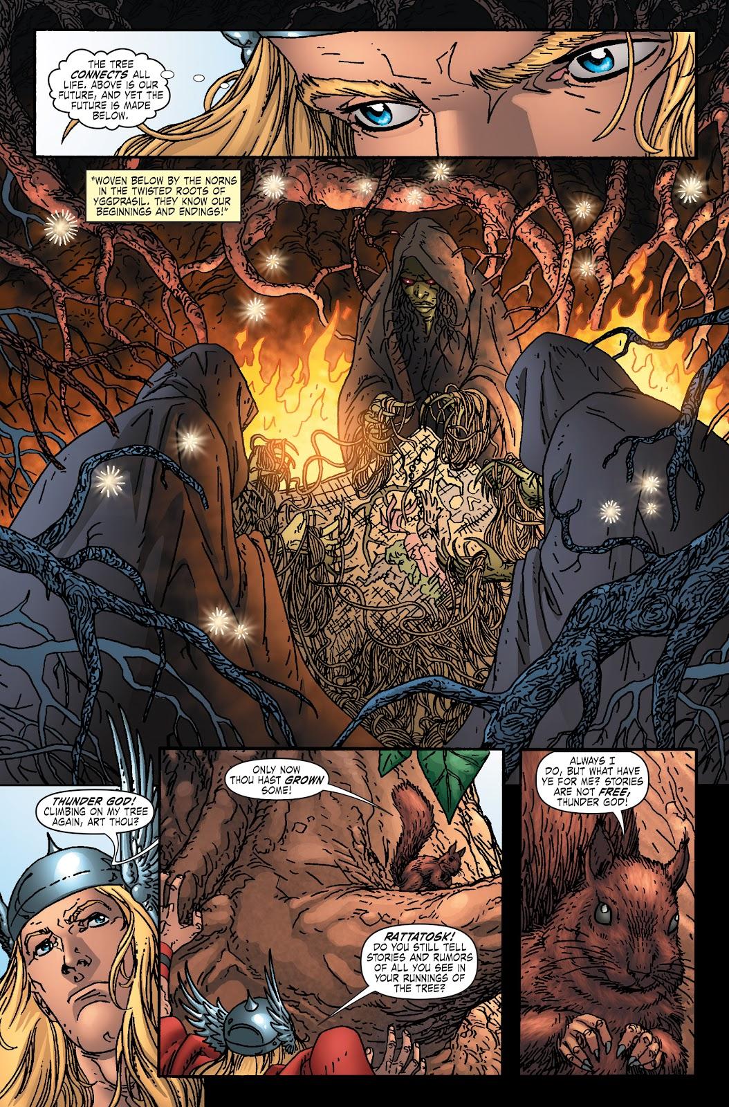 Read online Thor: Ragnaroks comic -  Issue # TPB (Part 1) - 34