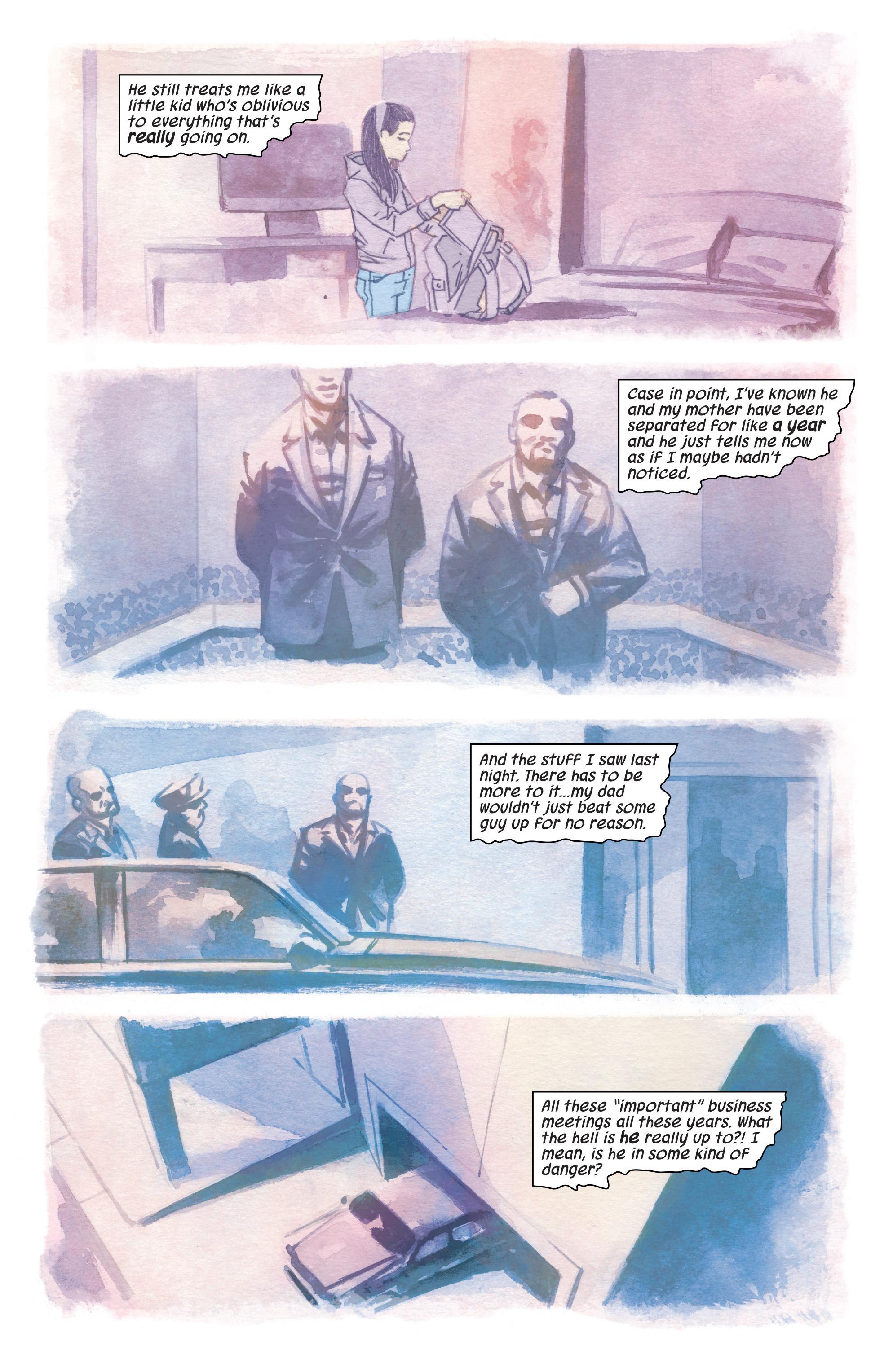 Read online All-New Hawkeye (2016) comic -  Issue #5 - 6