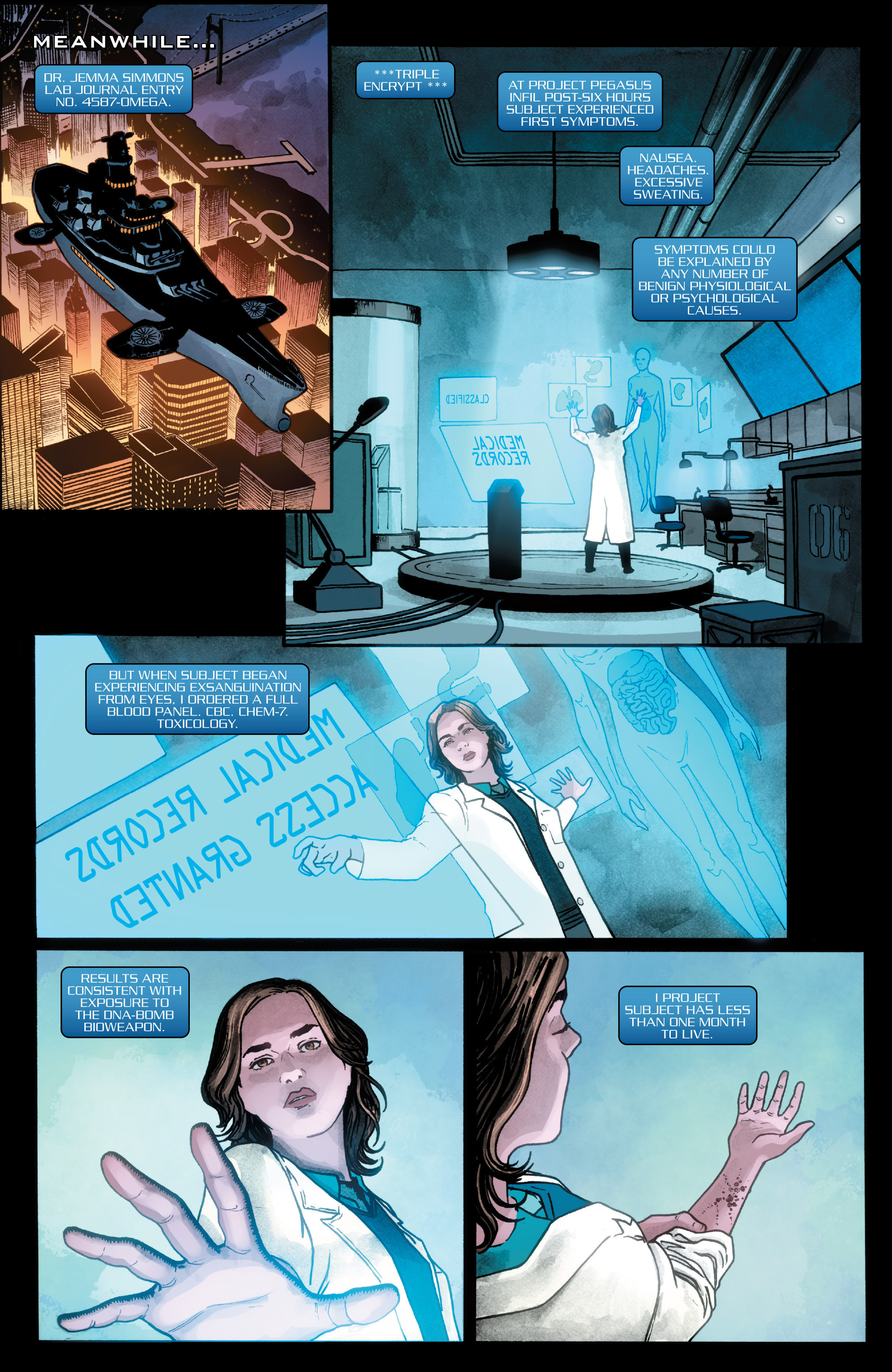 Read online Agents of S.H.I.E.L.D. comic -  Issue #1 - 18