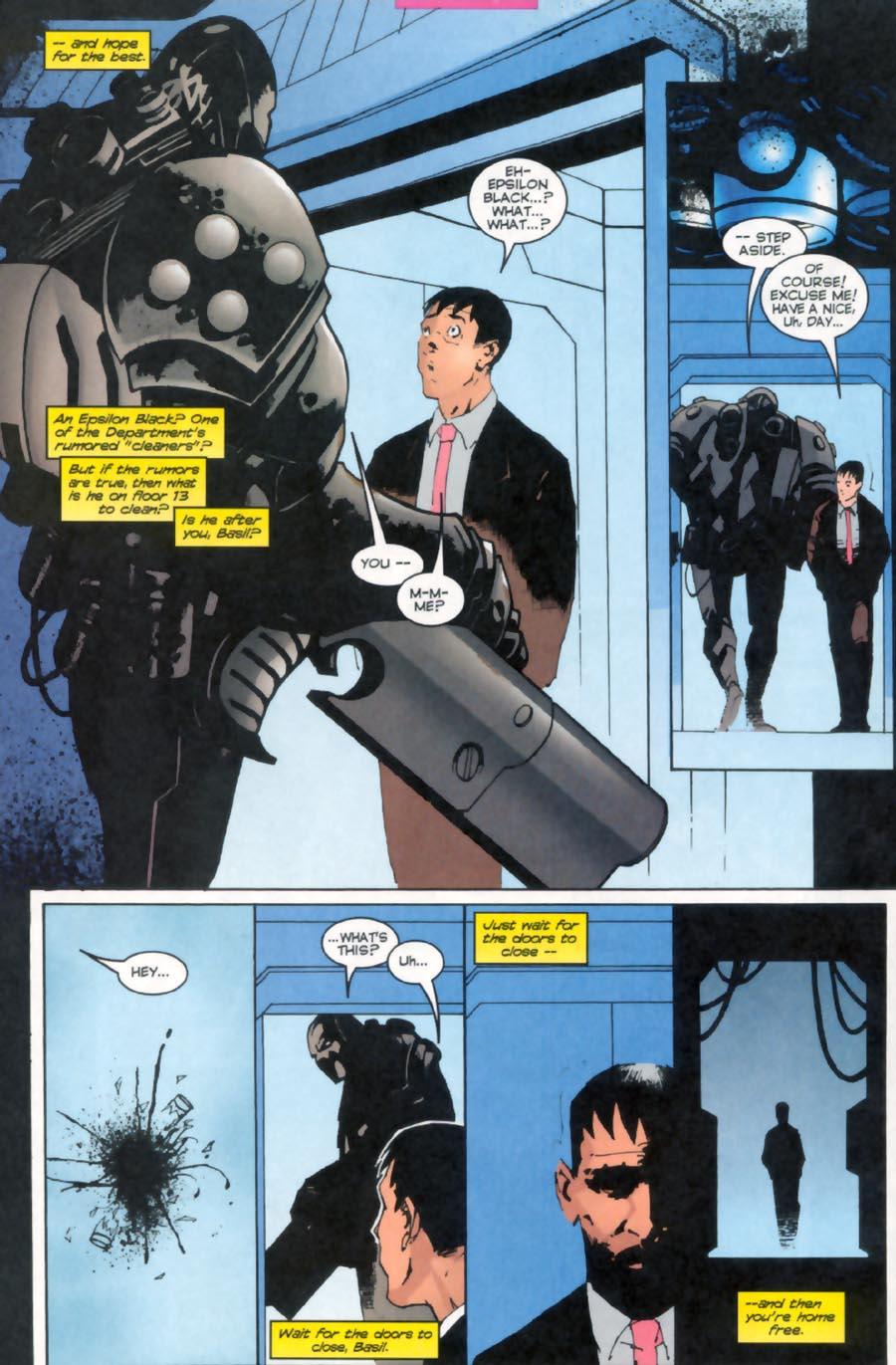 Read online Alpha Flight (1997) comic -  Issue #13 - 20