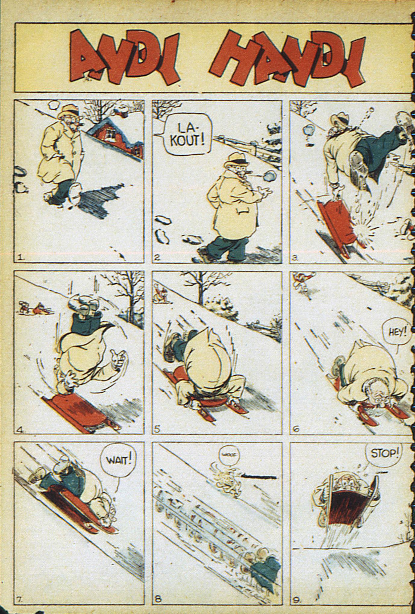 Read online Adventure Comics (1938) comic -  Issue #13 - 26