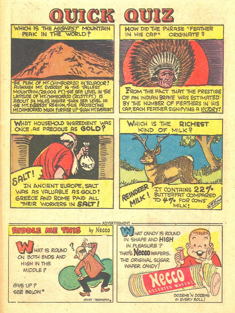 Read online Adventure Comics (1938) comic -  Issue #176 - 16