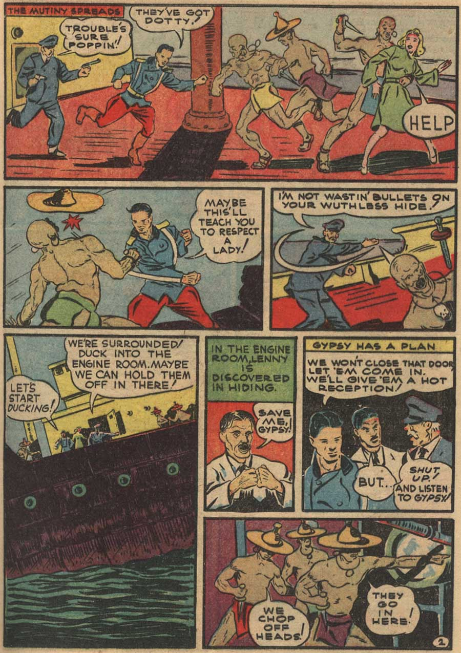Blue Ribbon Comics (1939) issue 7 - Page 25